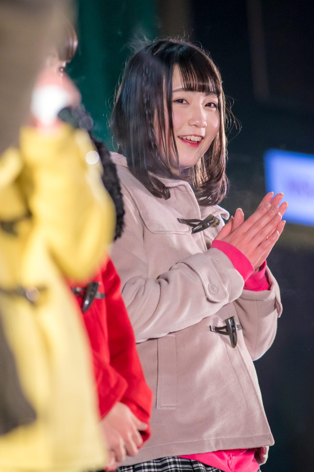 フルーティー♡ きょうか ( 宮崎杏花 ) | 第37回しばれフェスティバル