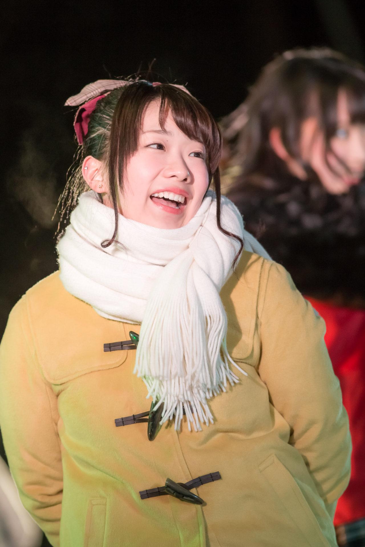 フルーティー♡ まい ( 伊藤舞 ) | 第37回しばれフェスティバル