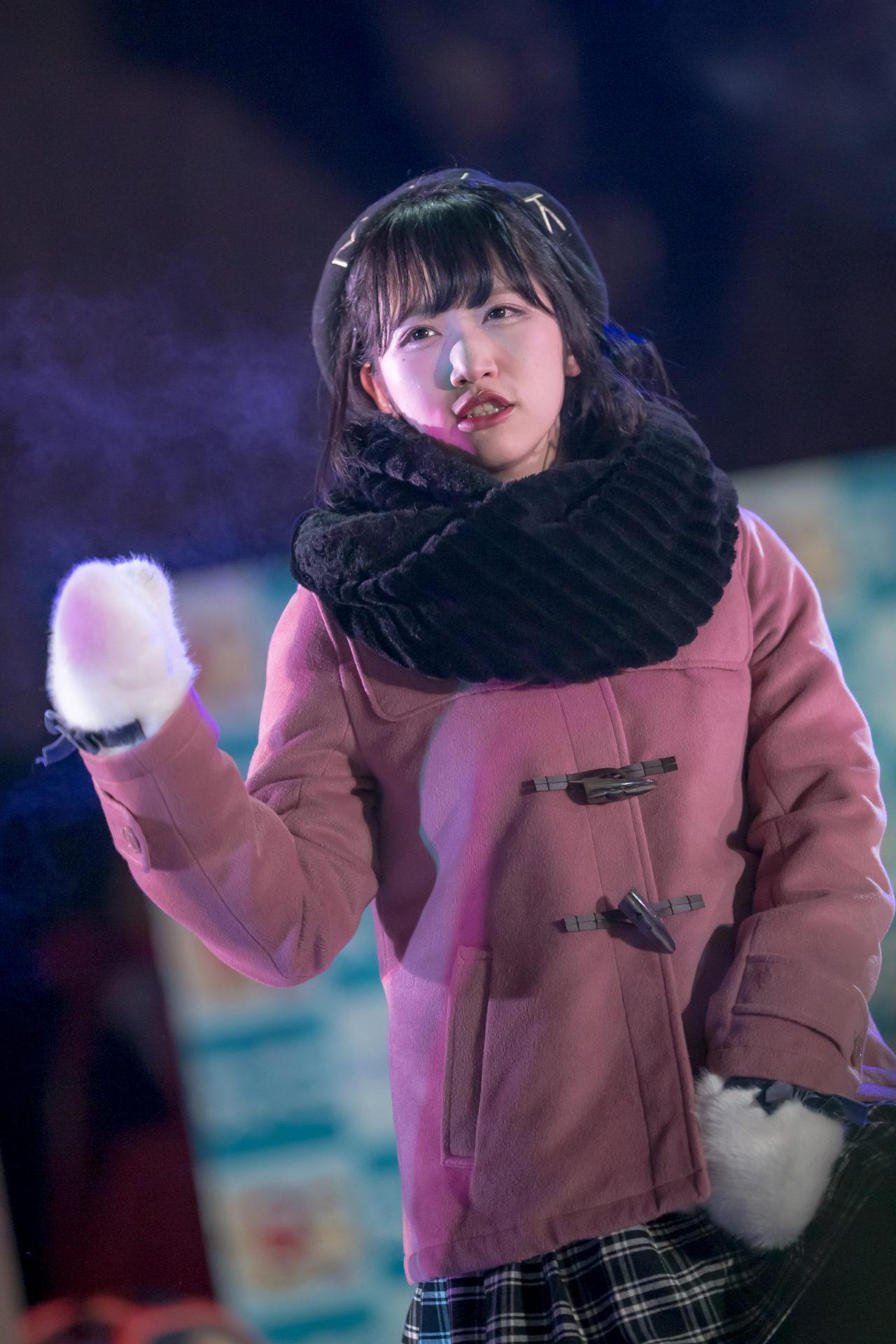 フルーティー♡ プりな ( 黒澤里那 ) | 第37回しばれフェスティバル