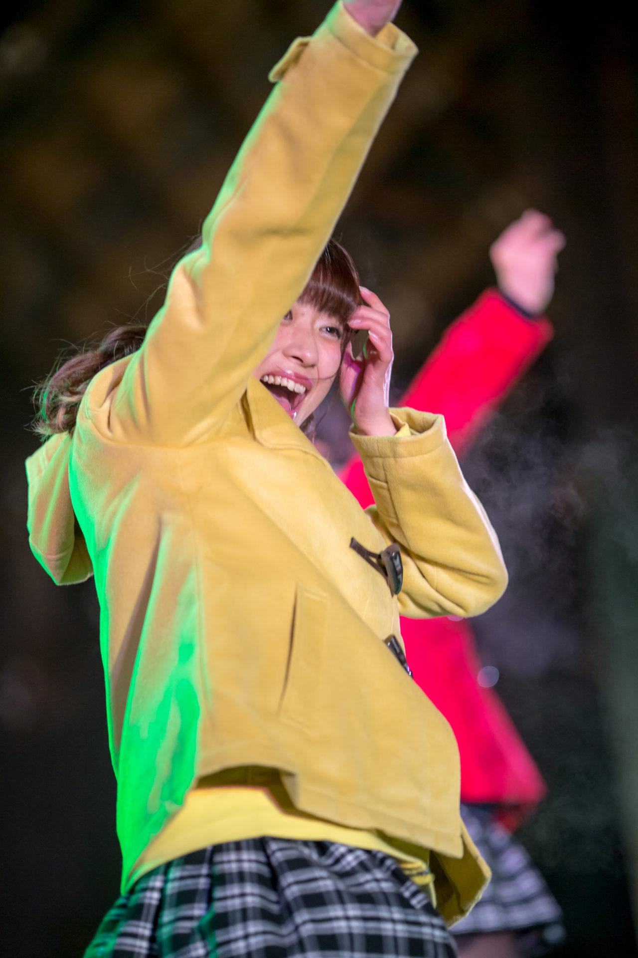 フルーティー♡ さい ( 北出彩 ) | 第37回しばれフェスティバル