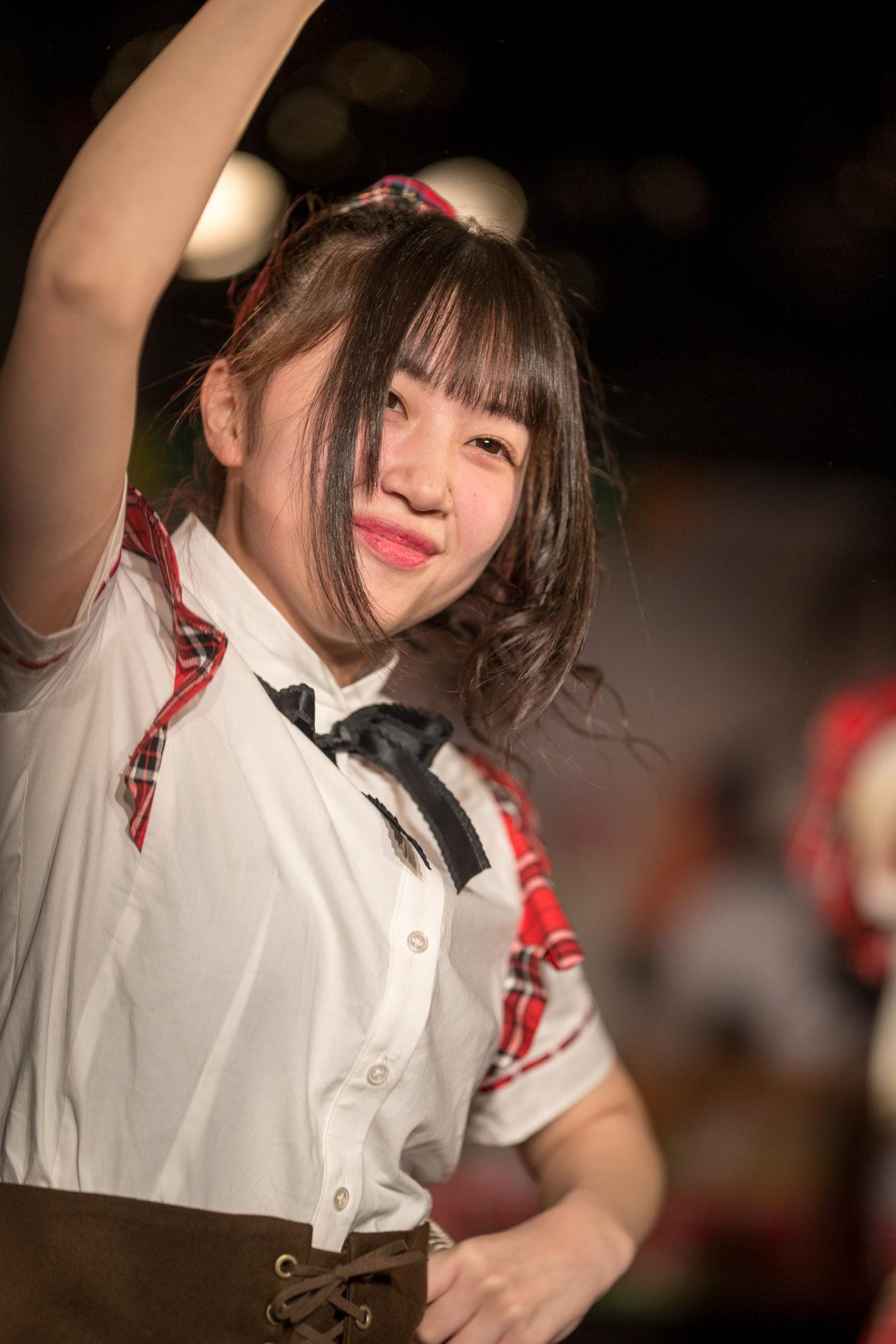 2代目HAPPY少女♪ きょうか ( 山田京佳 ) | ハピパvol.24~結成、2周年記念ライブ~