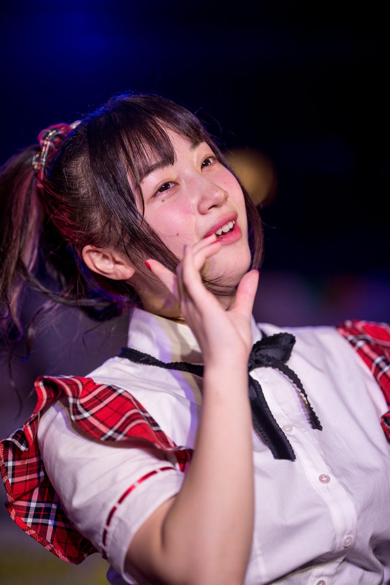2代目HAPPY少女♪ きょうか ( 山田京佳 )