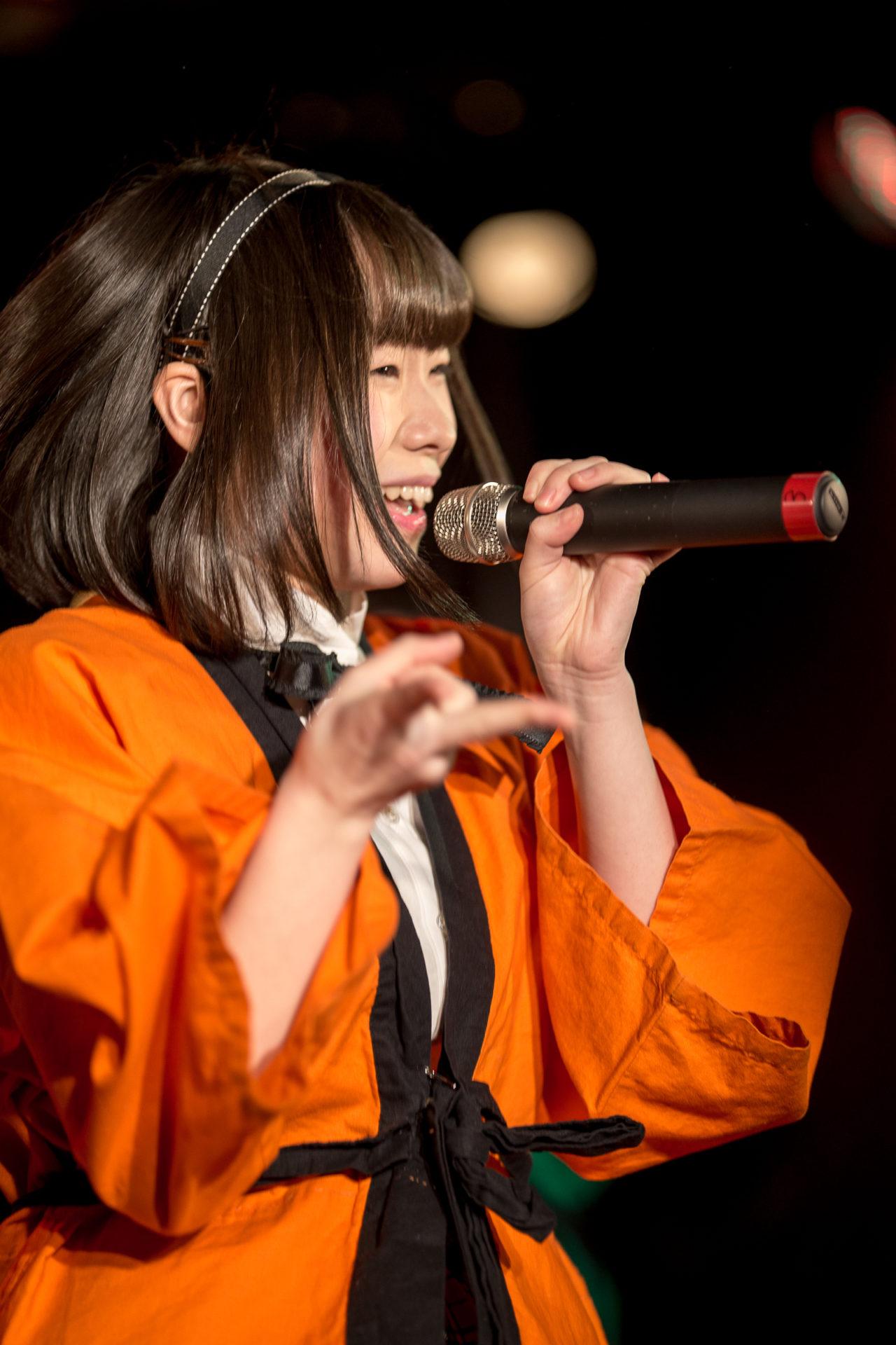 2代目HAPPY少女♪ やよたん ( 鈴木やよい ) | ハピパvol.24~結成、2周年記念ライブ~
