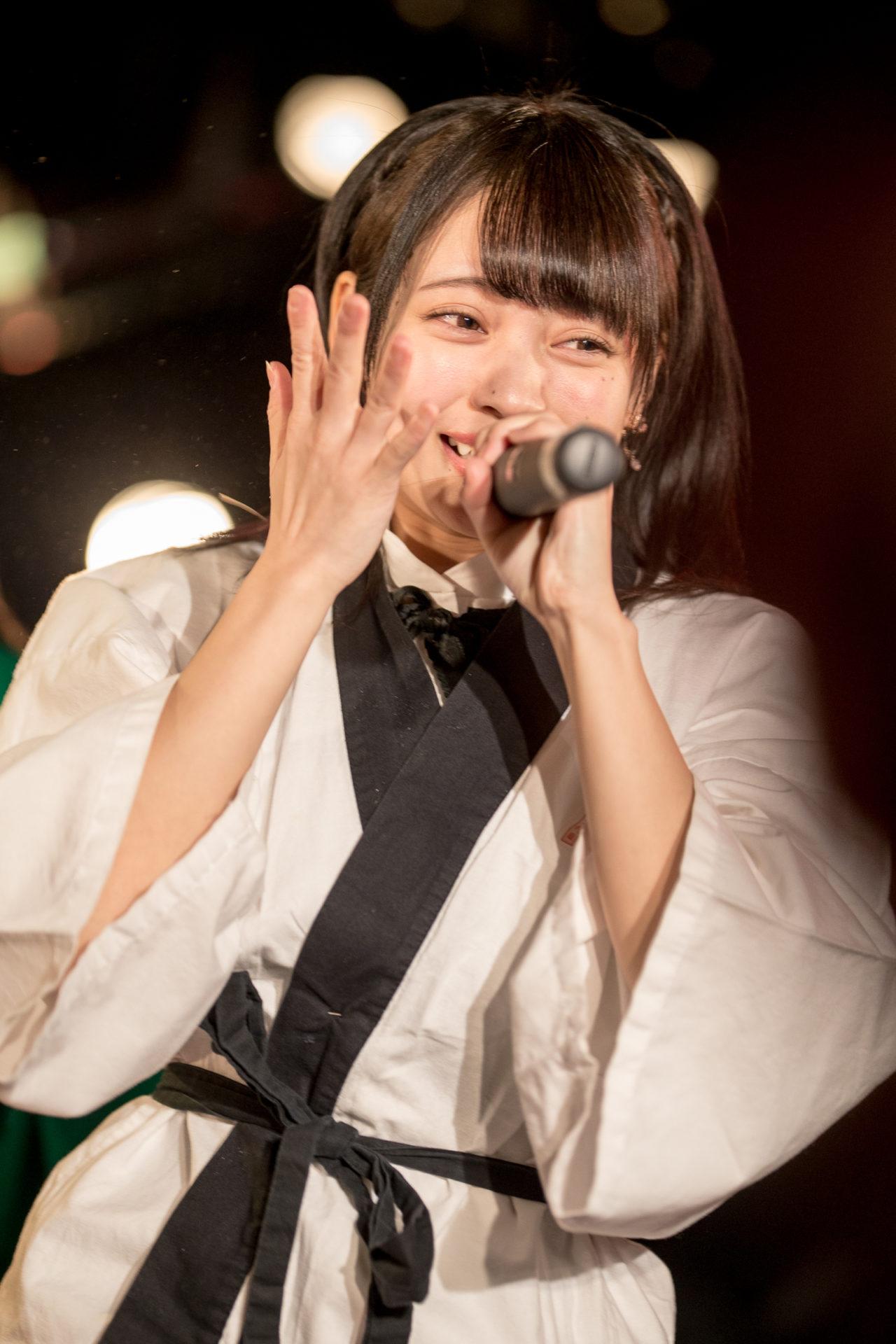 2代目HAPPY少女♪ ゆいな ( 宮崎ゆいな ) | ハピパvol.24~結成、2周年記念ライブ~