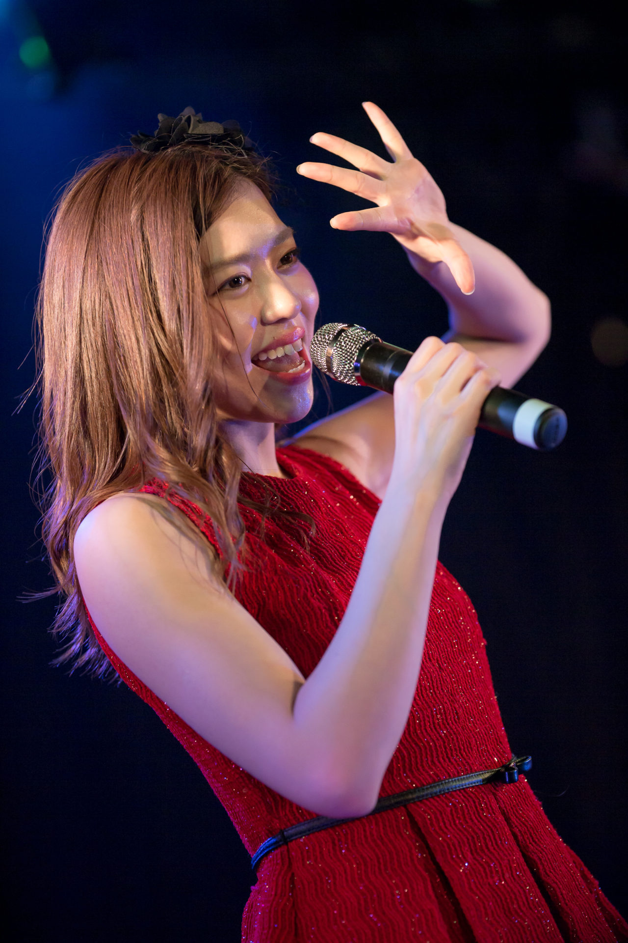 WHY@DOLL 青木千春   WHY@DOLL ワンマンライブツアー2018 ~Show Me Your Smile -第2部-
