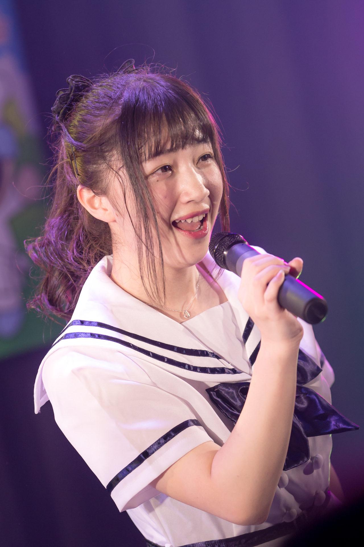 2代目HAPPY少女♪ きょうか ( 山田京佳 ) | ハピパvol.25〜ゆいな生誕〜