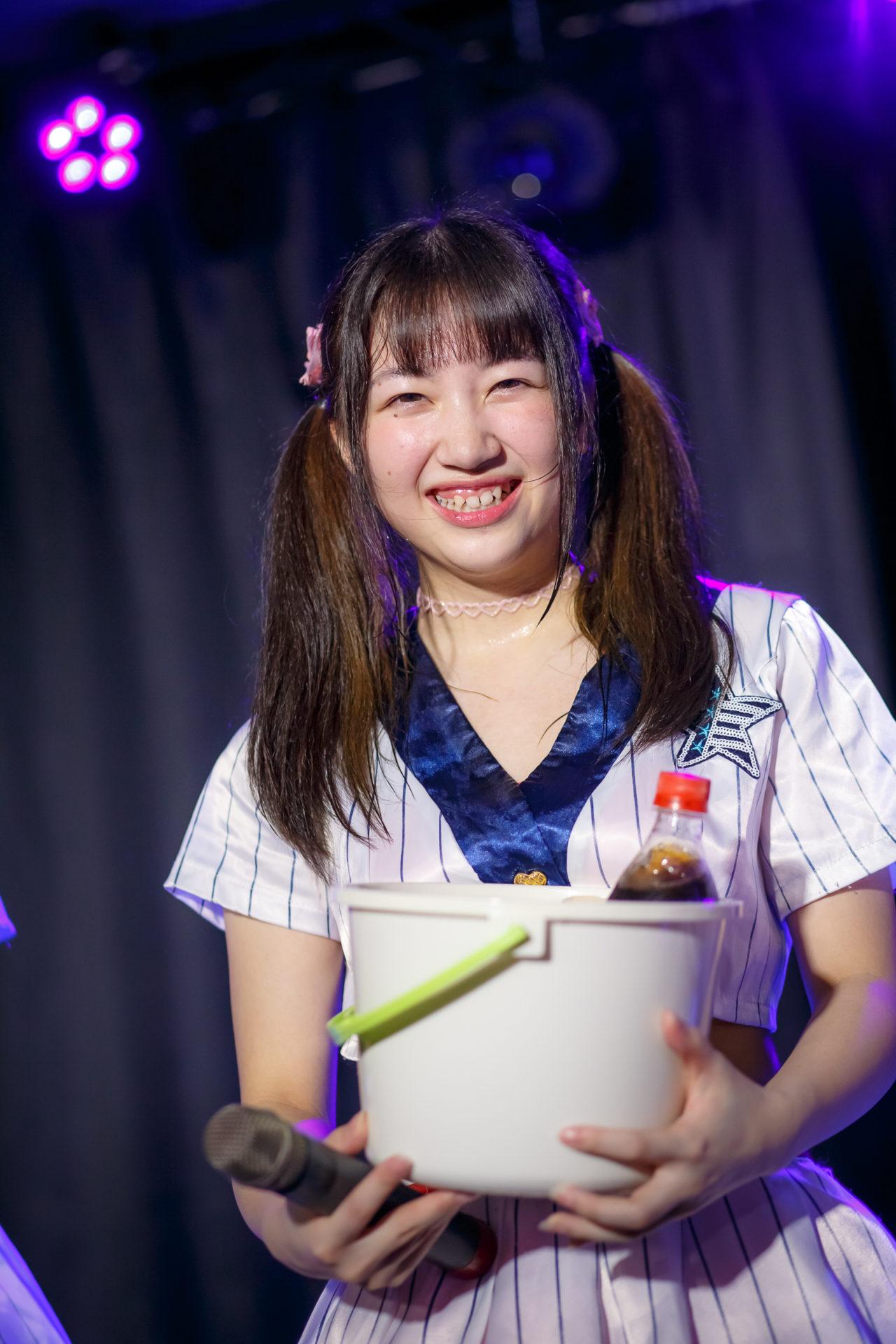 2代目HAPPY少女♪ きょうか ( 山田京佳 ) | 苗の木LIVE Vol.27 ~お賽銭LIVE 春の陣~