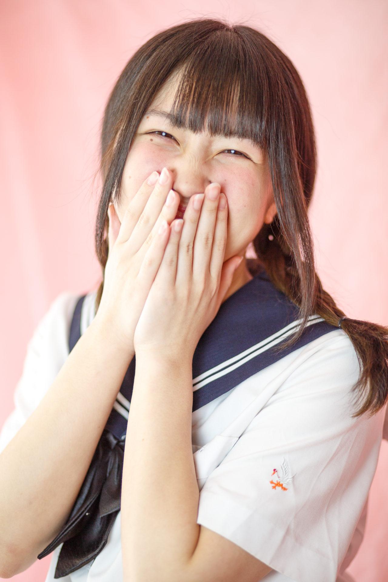 2代目HAPPY少女♪ きょうか ( 山田京佳 ) | 撮影会 in 事務所撮影スタジオ