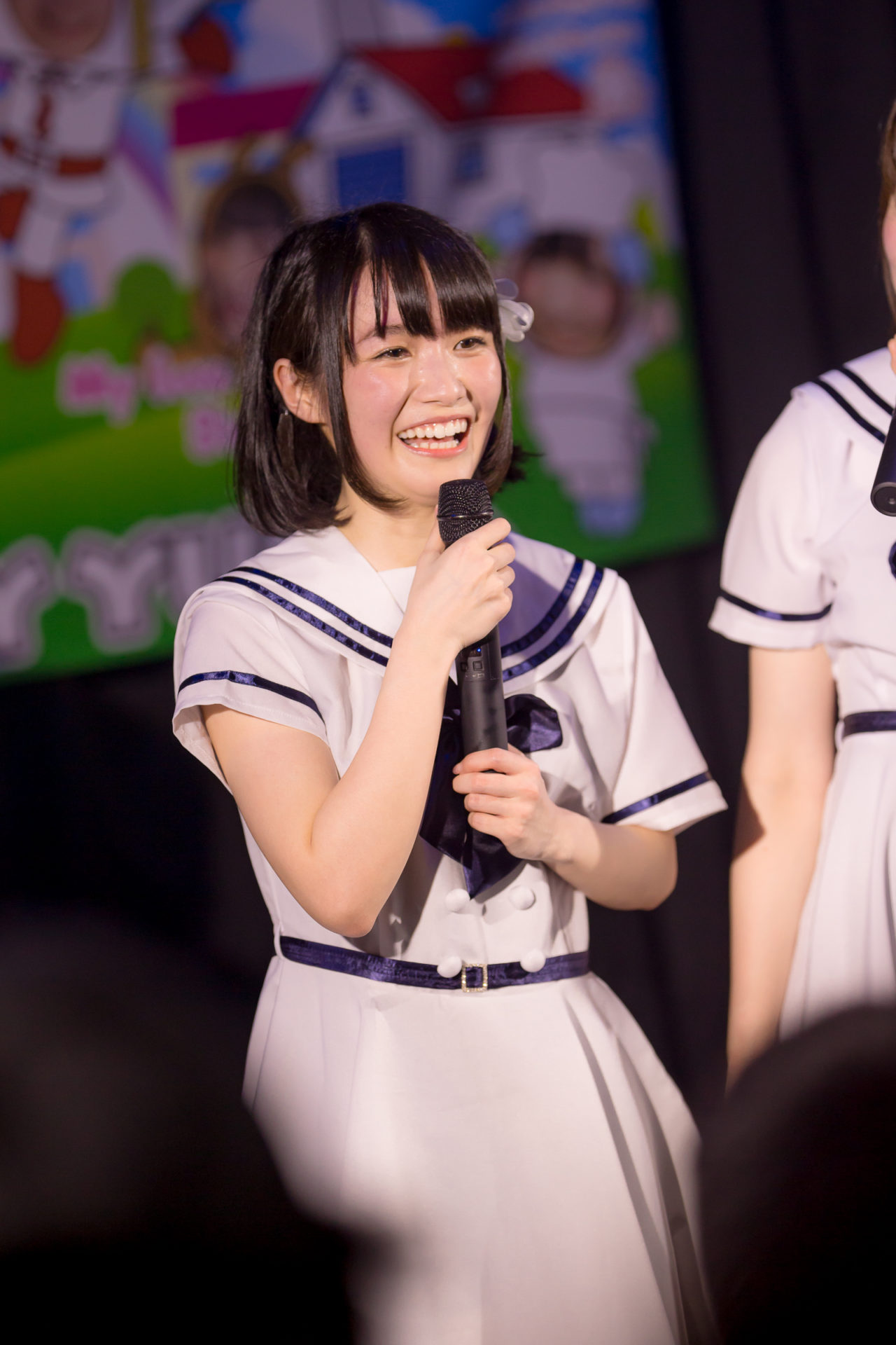 2代目HAPPY少女♪ みっちょ ( 本田みく ) | ハピパvol.25〜ゆいな生誕〜