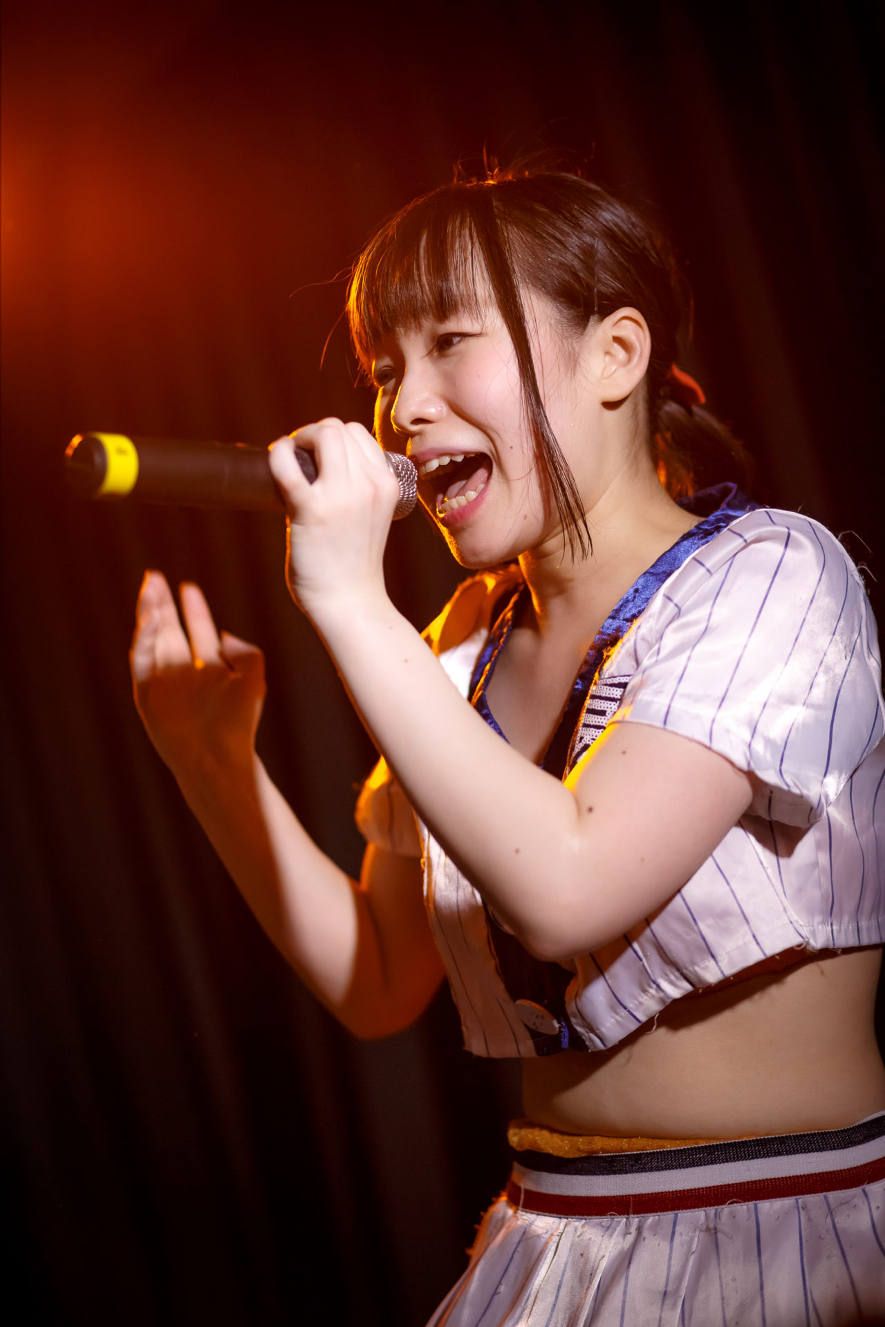 2代目HAPPY少女♪ やよたん ( 鈴木やよい ) | 苗の木LIVE Vol.27 ~お賽銭LIVE 春の陣~