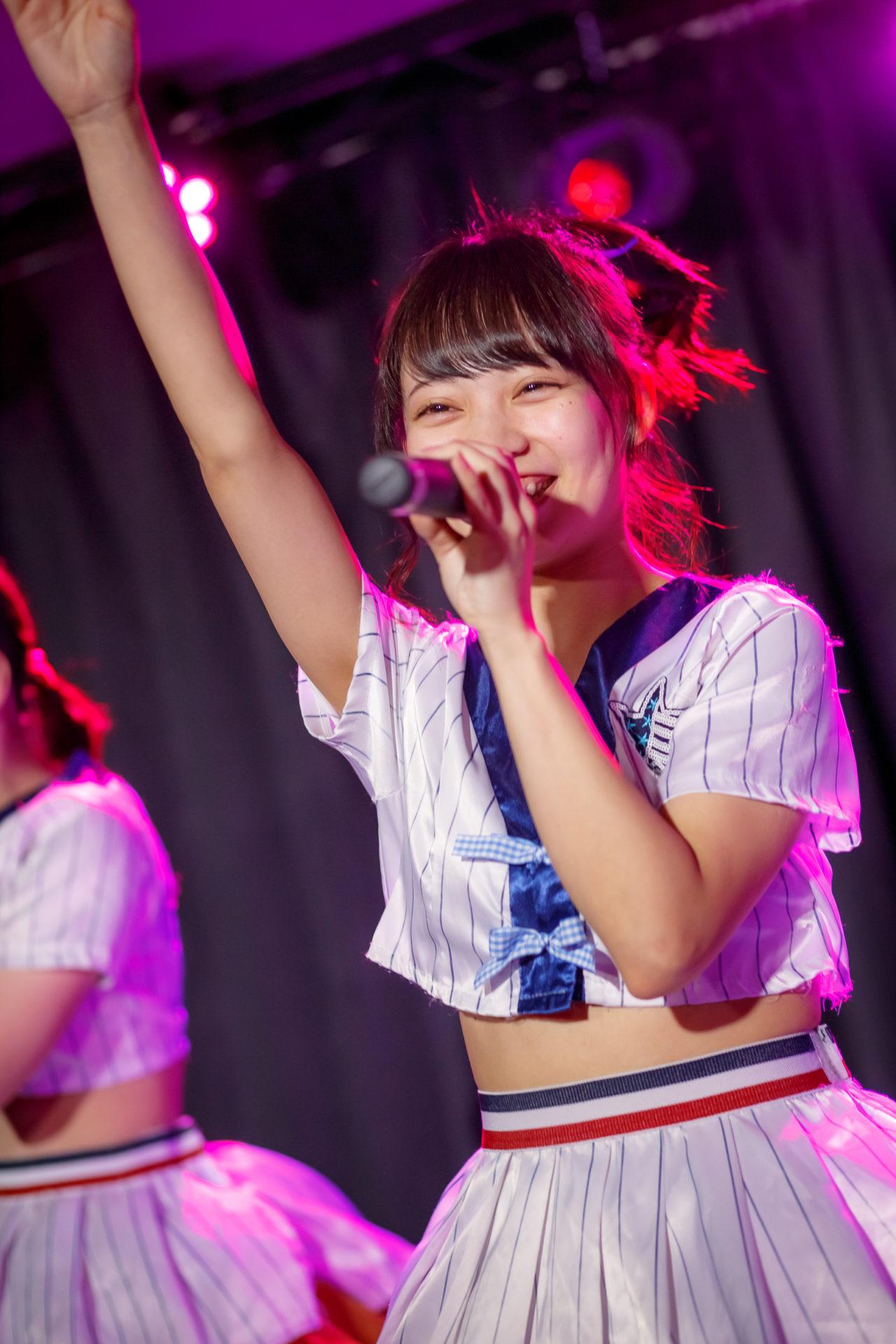 2代目HAPPY少女♪ ゆいな ( 宮崎ゆいな ) | 苗の木LIVE Vol.27 ~お賽銭LIVE 春の陣~