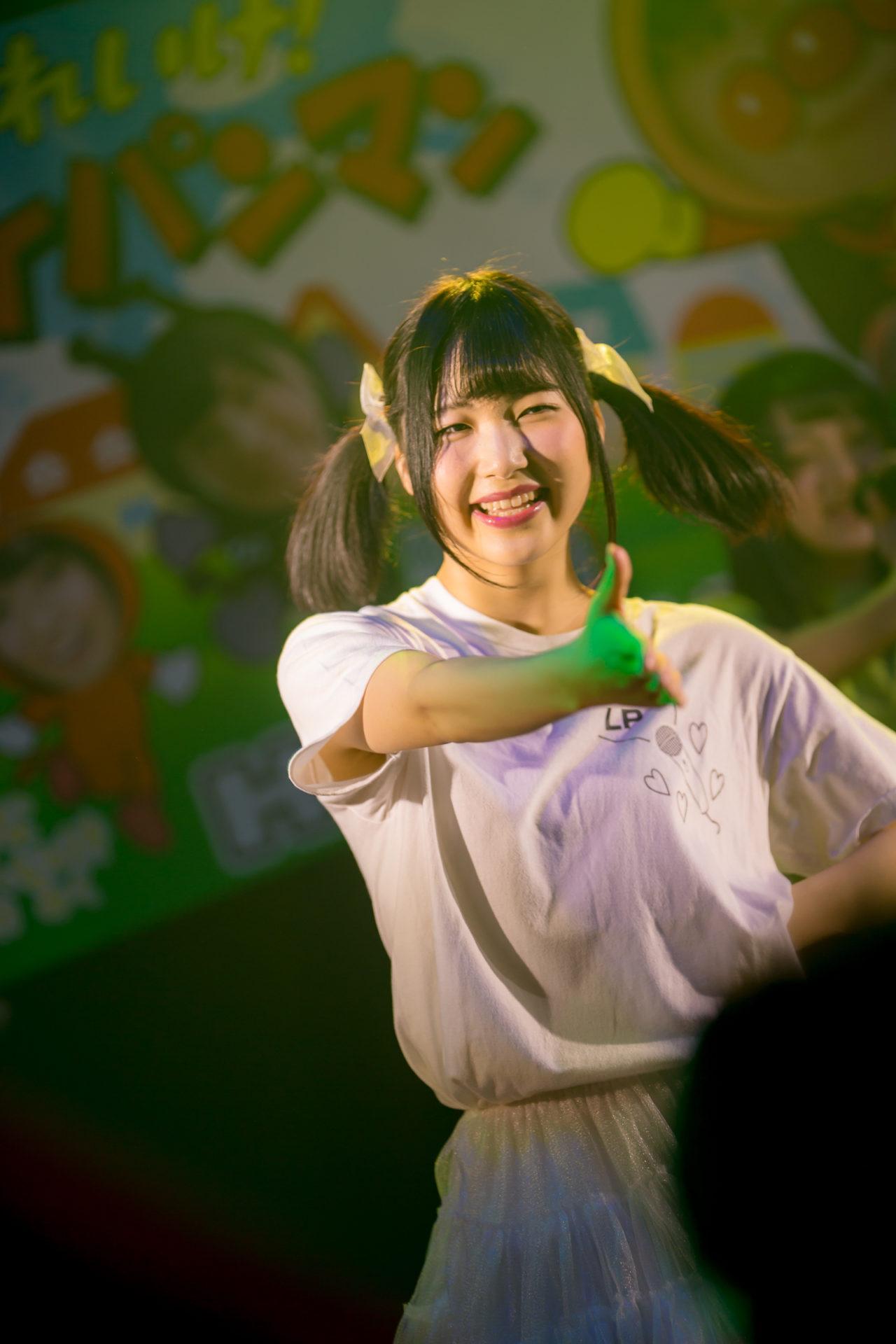 ライブプロ研修生 ななみ ( 藤咲七美 ) | ハピパvol.25〜ゆいな生誕〜
