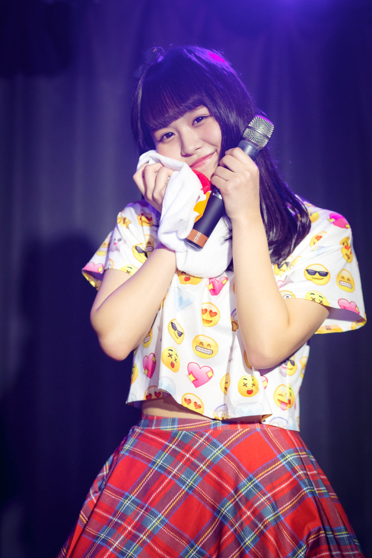 POPPING☆SMILE あいり ( 永山愛梨 ) | 苗の木LIVE Vol.27 ~お賽銭LIVE 春の陣~