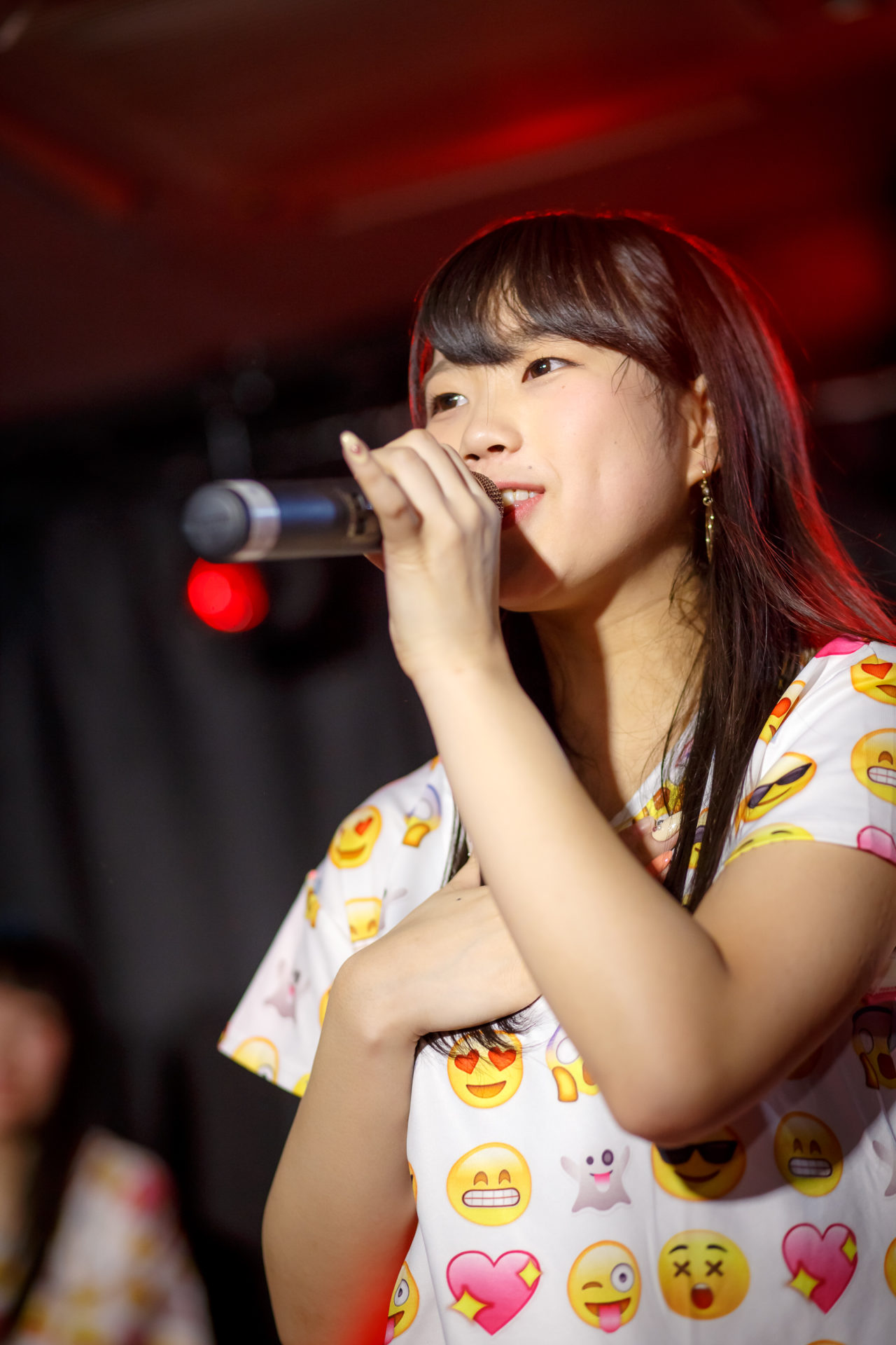 POPPING☆SMILE あすか ( 橋本明日香 ) | 苗の木LIVE Vol.27 ~お賽銭LIVE 春の陣~