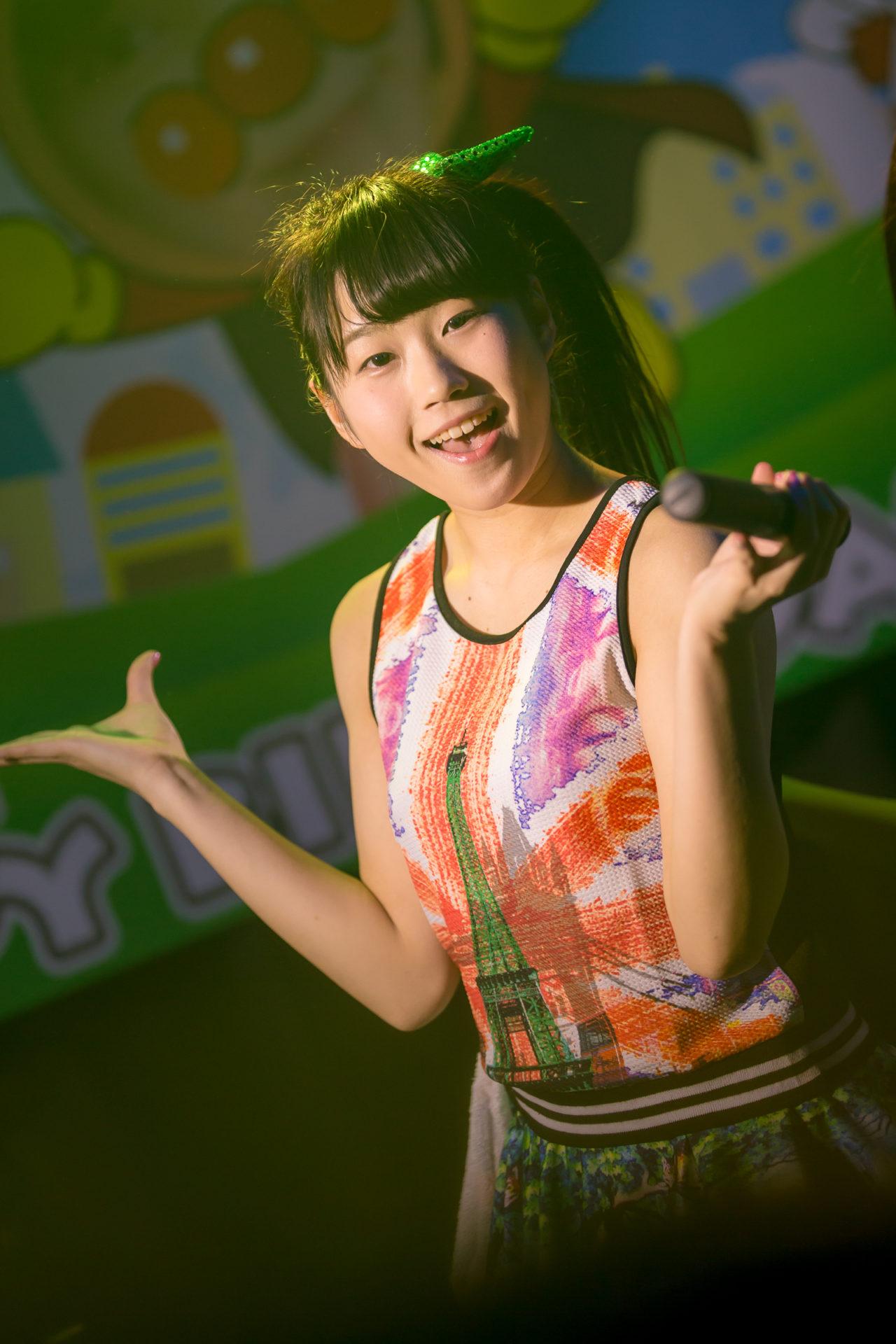 POPPING☆SMILE あすか ( 橋本明日香 ) | ハピパvol.25〜ゆいな生誕〜