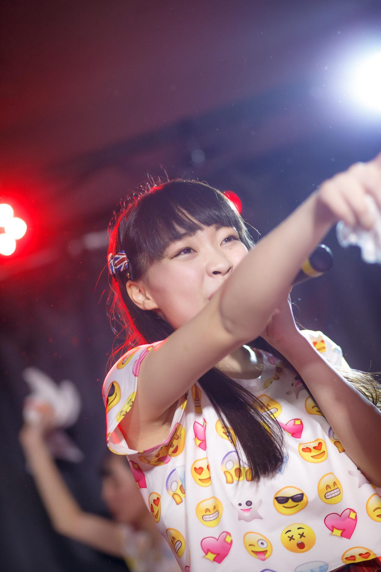 POPPING☆SMILE あゆり ( 福山愛由梨 ) | 苗の木LIVE Vol.27 ~お賽銭LIVE 春の陣~
