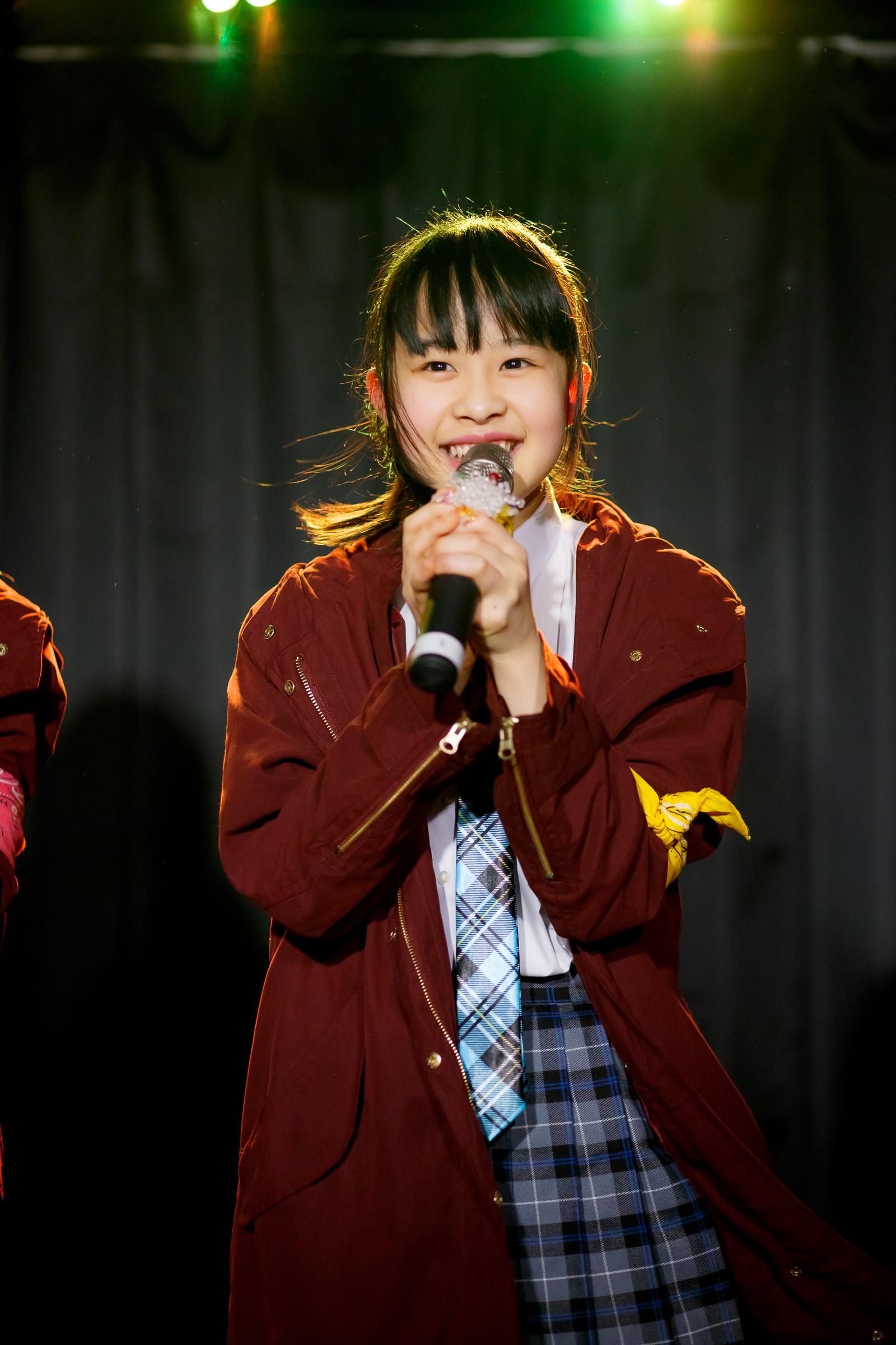 SNOW CRYSTAL るかりん ( 齋藤琉華 )   苗の木LIVE Vol.27 ~お賽銭LIVE 春の陣~