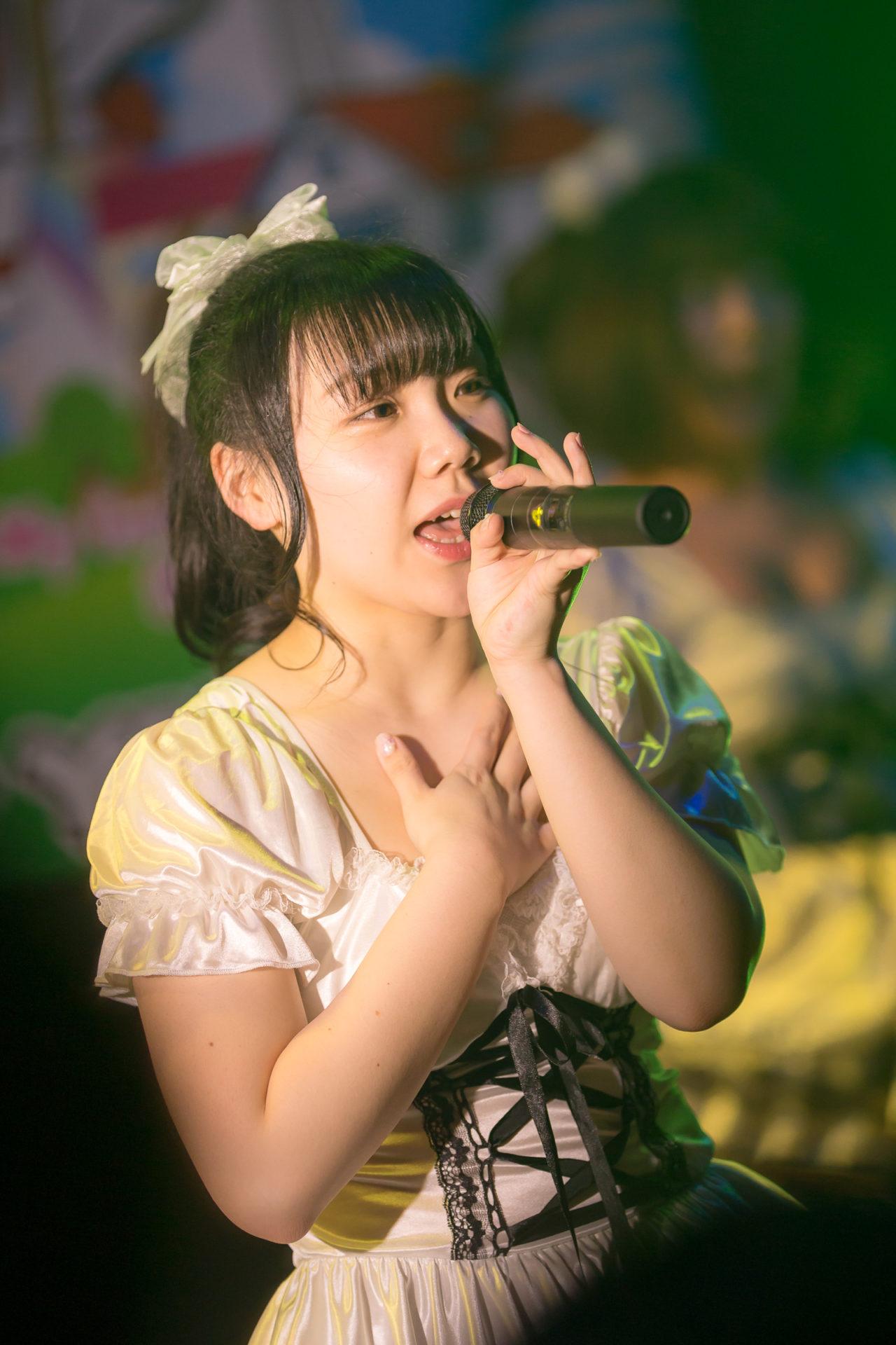 ゆきこん!&ライブプロ研修生 みゆり ( 柴田みゆり ) | ハピパvol.25〜ゆいな生誕〜