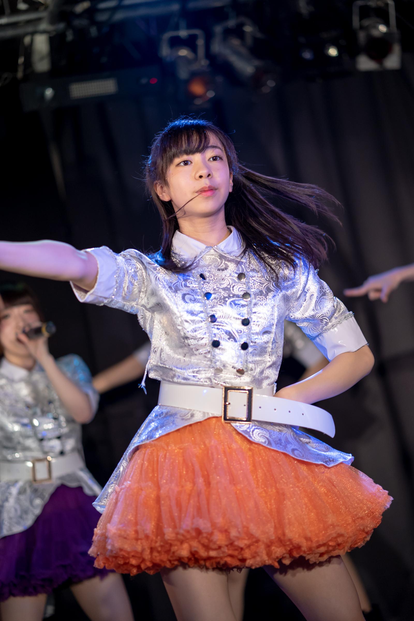 フルーティー♡ さえ ( 大井彩愛 ) | アイドルバスケット特別編