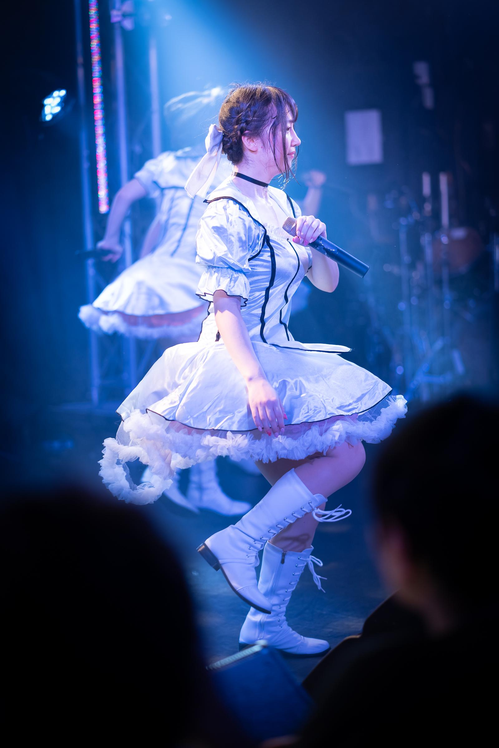 2代目HAPPY少女♪ きょうか ( 山田京佳 ) | ハピパvol.26〜みく、きょうか2周年記念ライブ〜