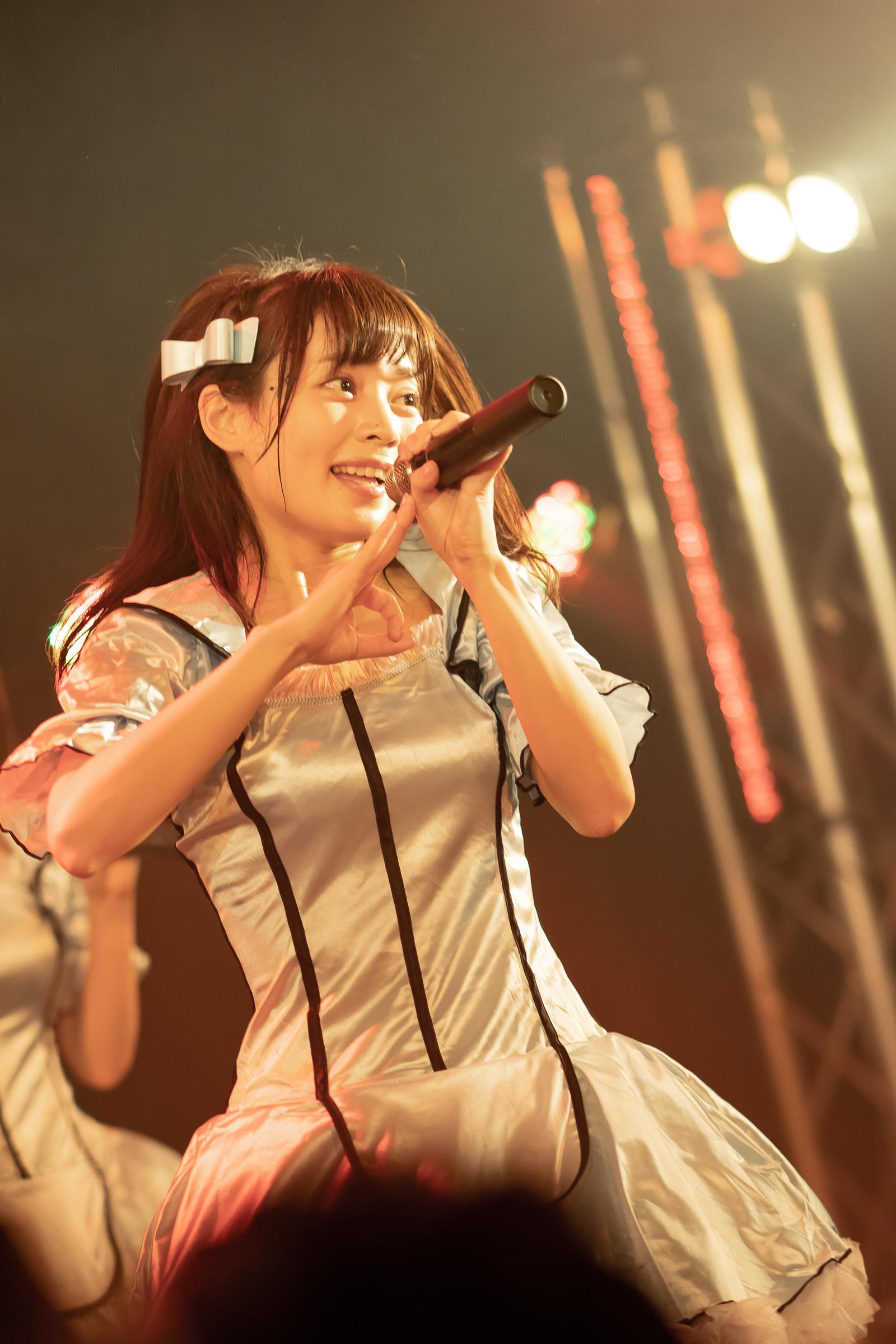 2代目HAPPY少女♪ ゆいな ( 宮崎ゆいな )   ハピパvol.26〜みく、きょうか2周年記念ライブ〜