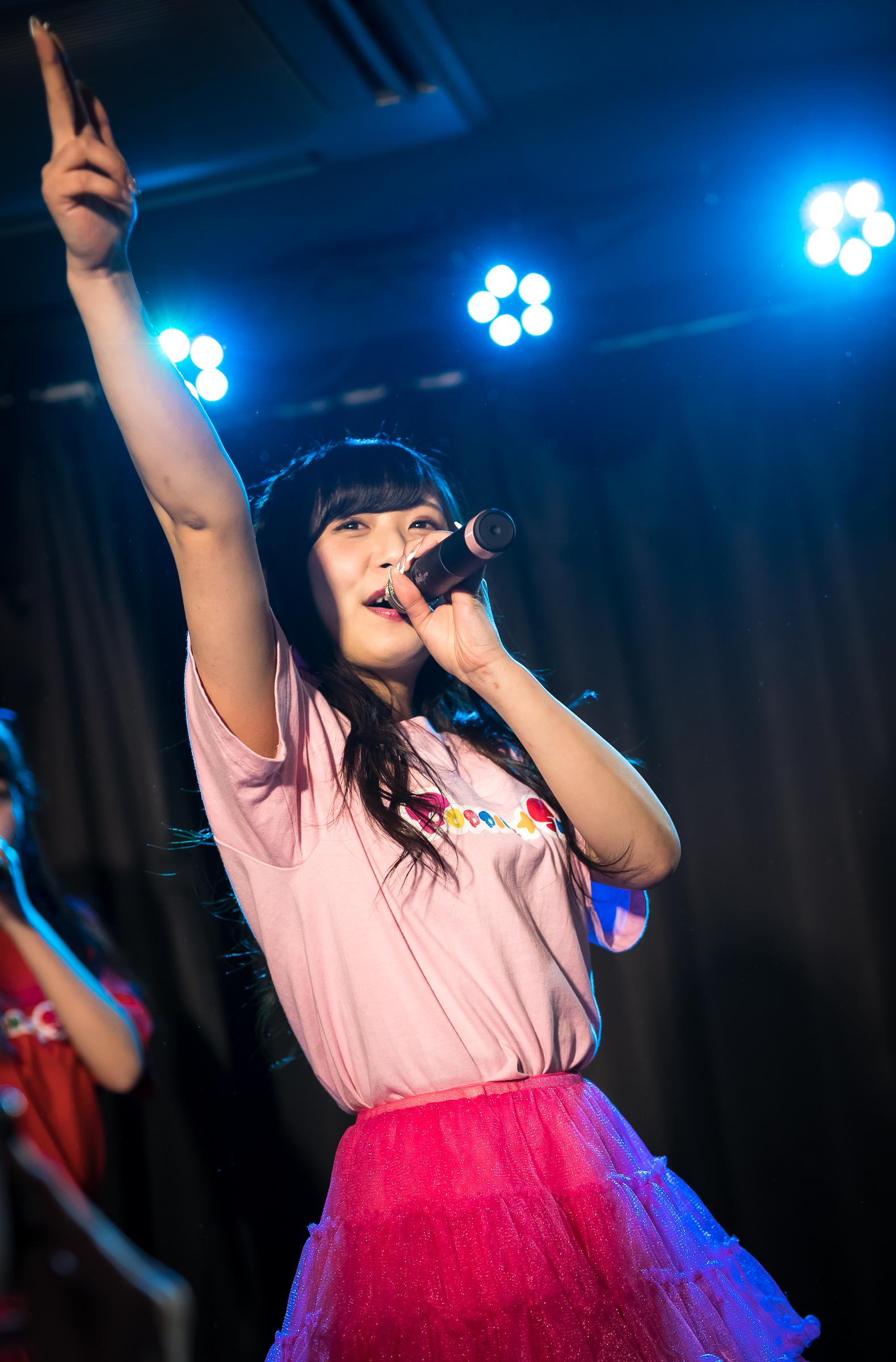 POPPING☆SMILE かな ( 見上佳奈 ) | イベントお疲れ様でした!イベント