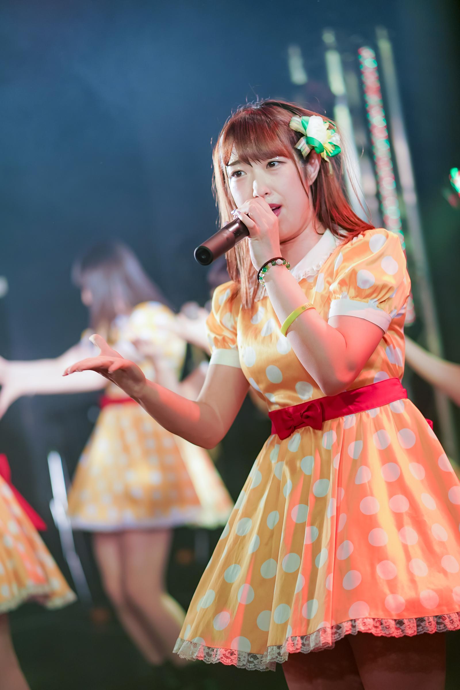 フルーティー♡ おばち ( 小原優花 ) | ユニバーサル・ライブプロ・ジャパン2018