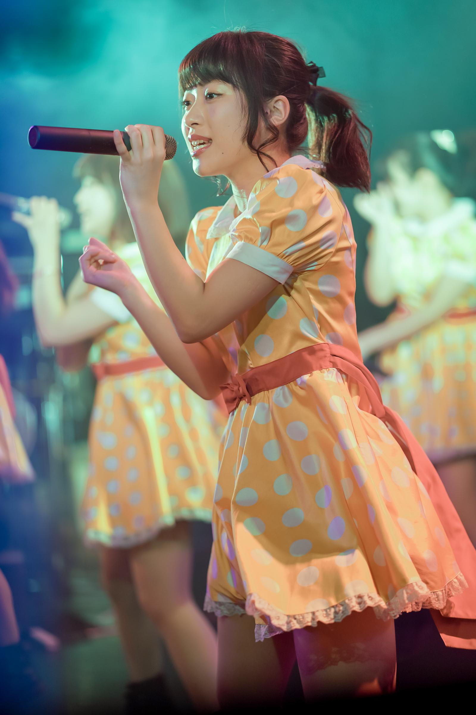 フルーティー♡ さい ( 北出彩 ) | ユニバーサル・ライブプロ・ジャパン2018