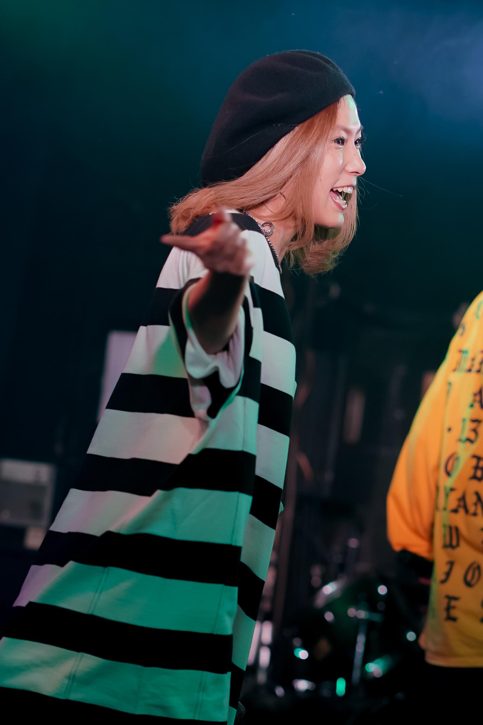 G.E.E.K HONOKA | ユニバーサル・ライブプロ・ジャパン2018