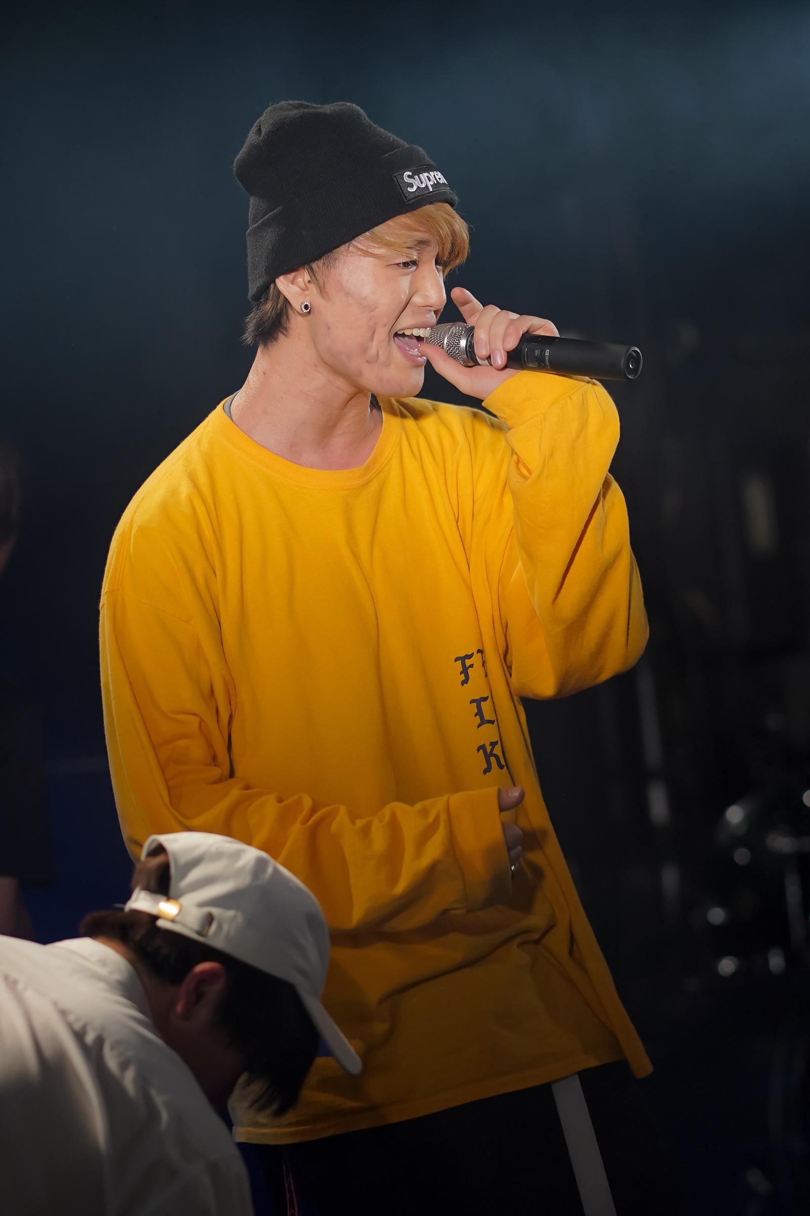 G.E.E.K HAYATO★ | ユニバーサル・ライブプロ・ジャパン2018