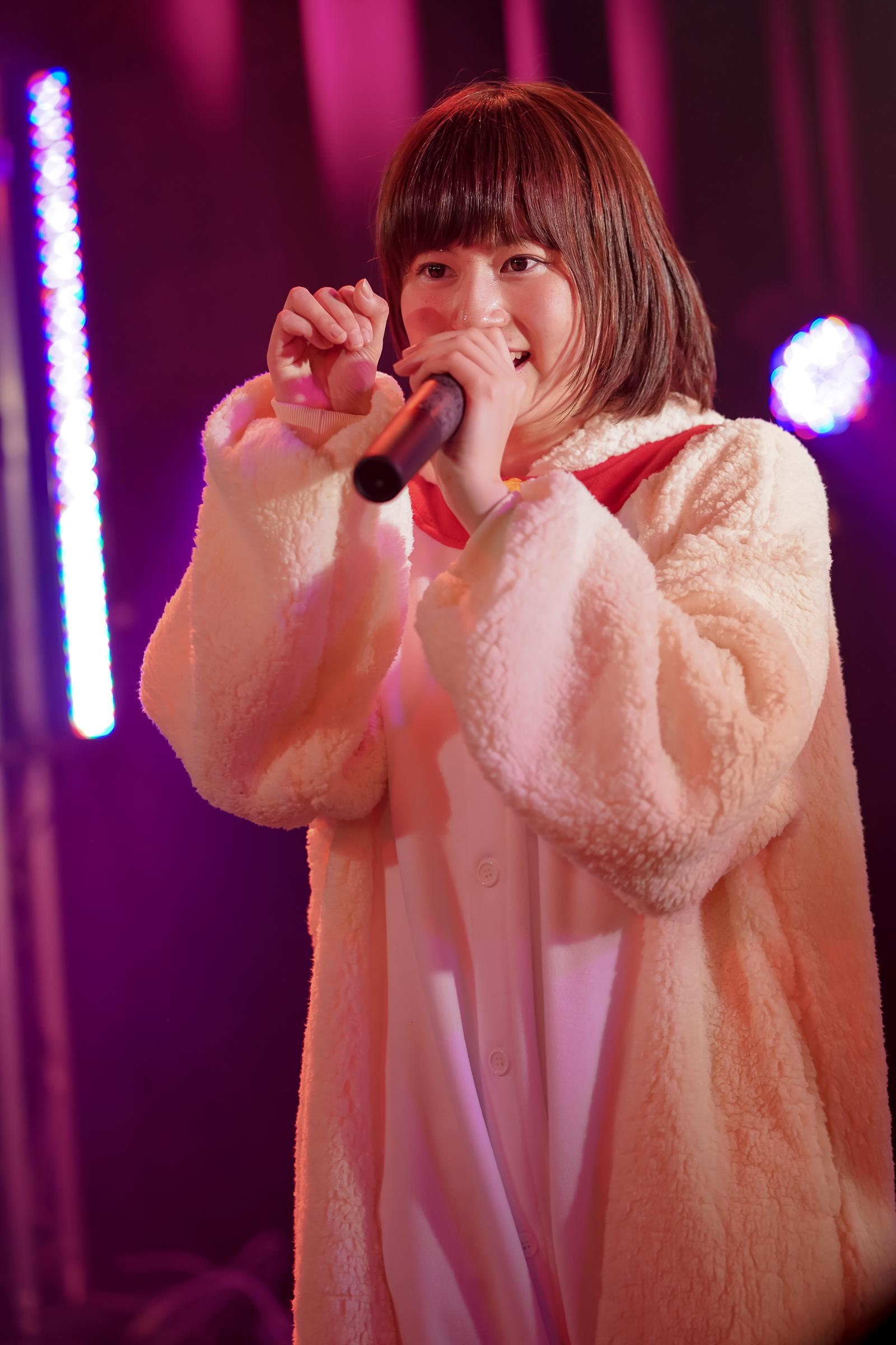 2代目HAPPY少女♪ あゆみ ( 新谷亜由美 ) | ユニバーサル・ライブプロ・ジャパン2018