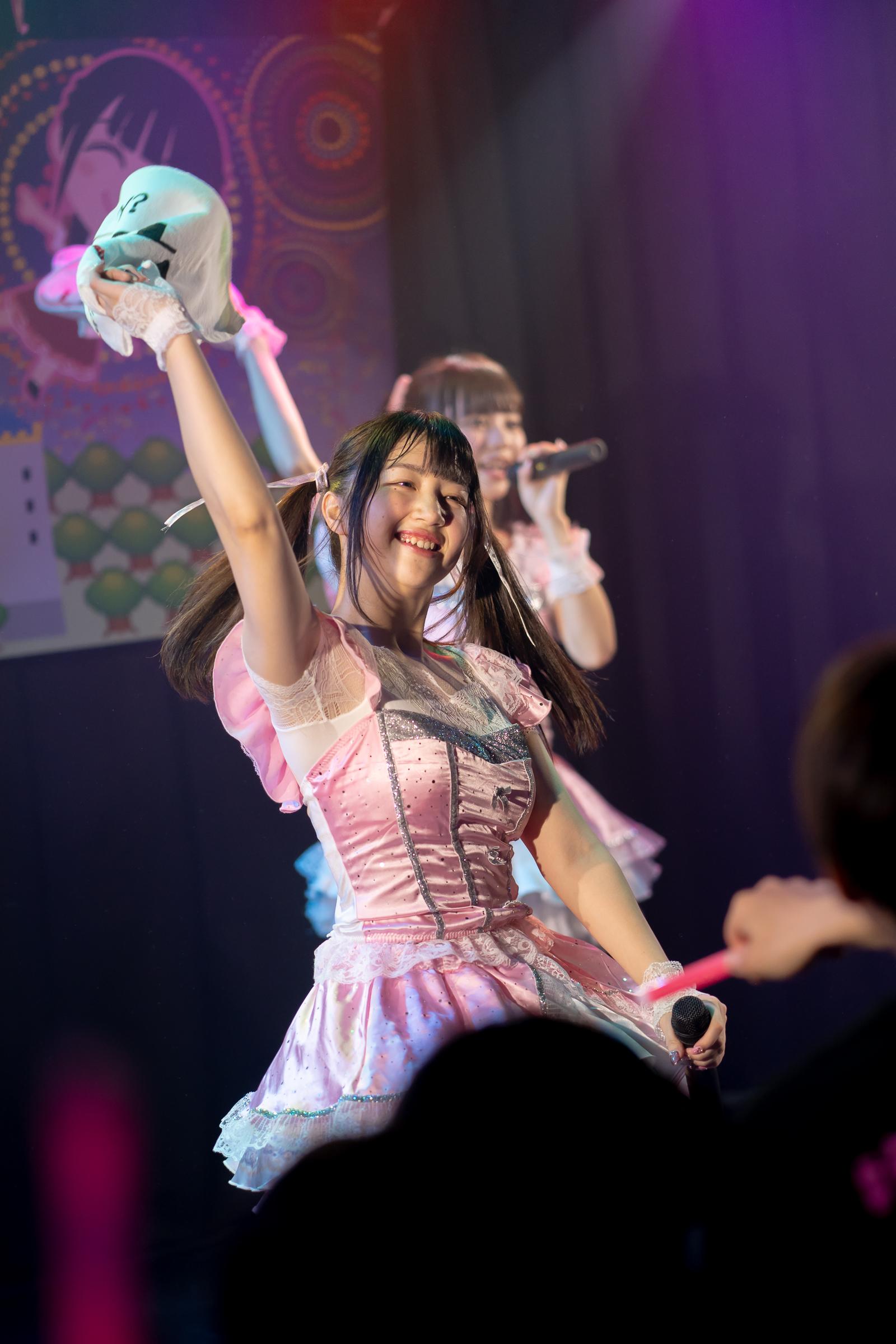2代目HAPPY少女♪ きょうか ( 山田京佳 ) | ハピパvol.27~きょうか生誕~