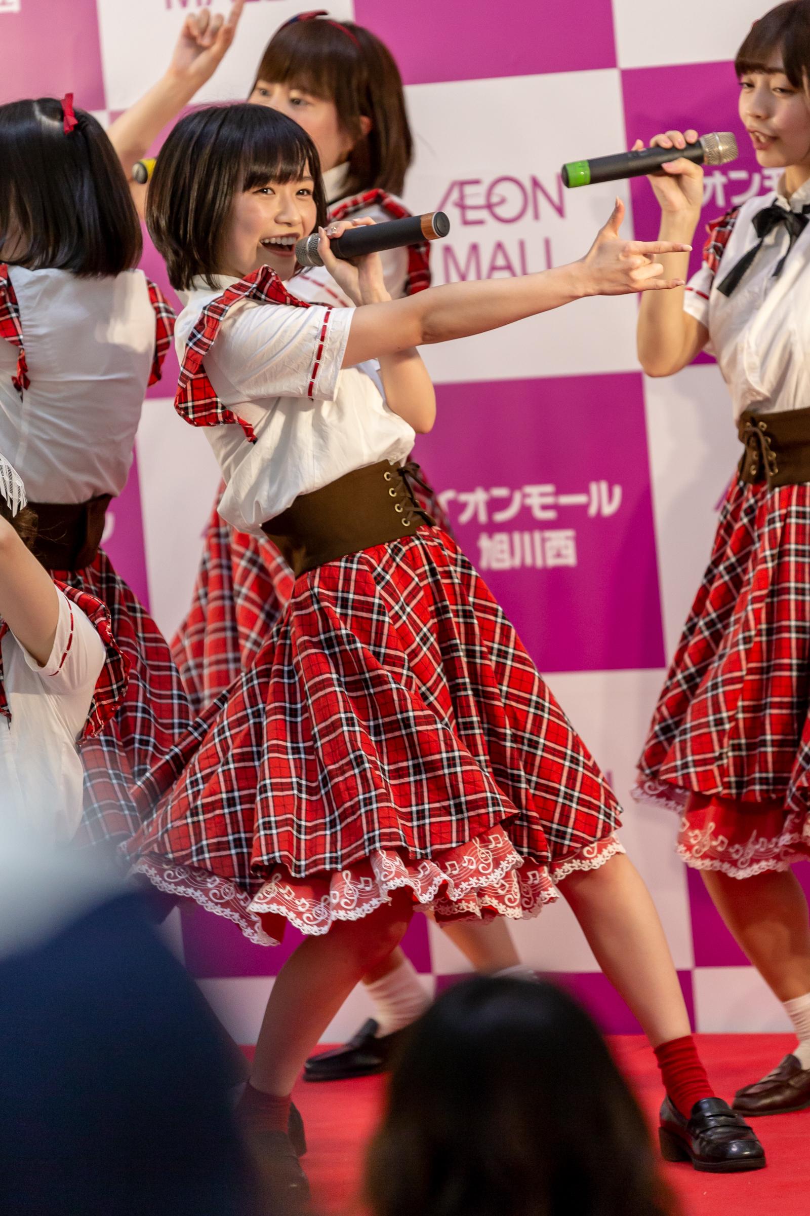 2代目HAPPY少女♪ みっちょ ( 本田みく ) | ミニライブ