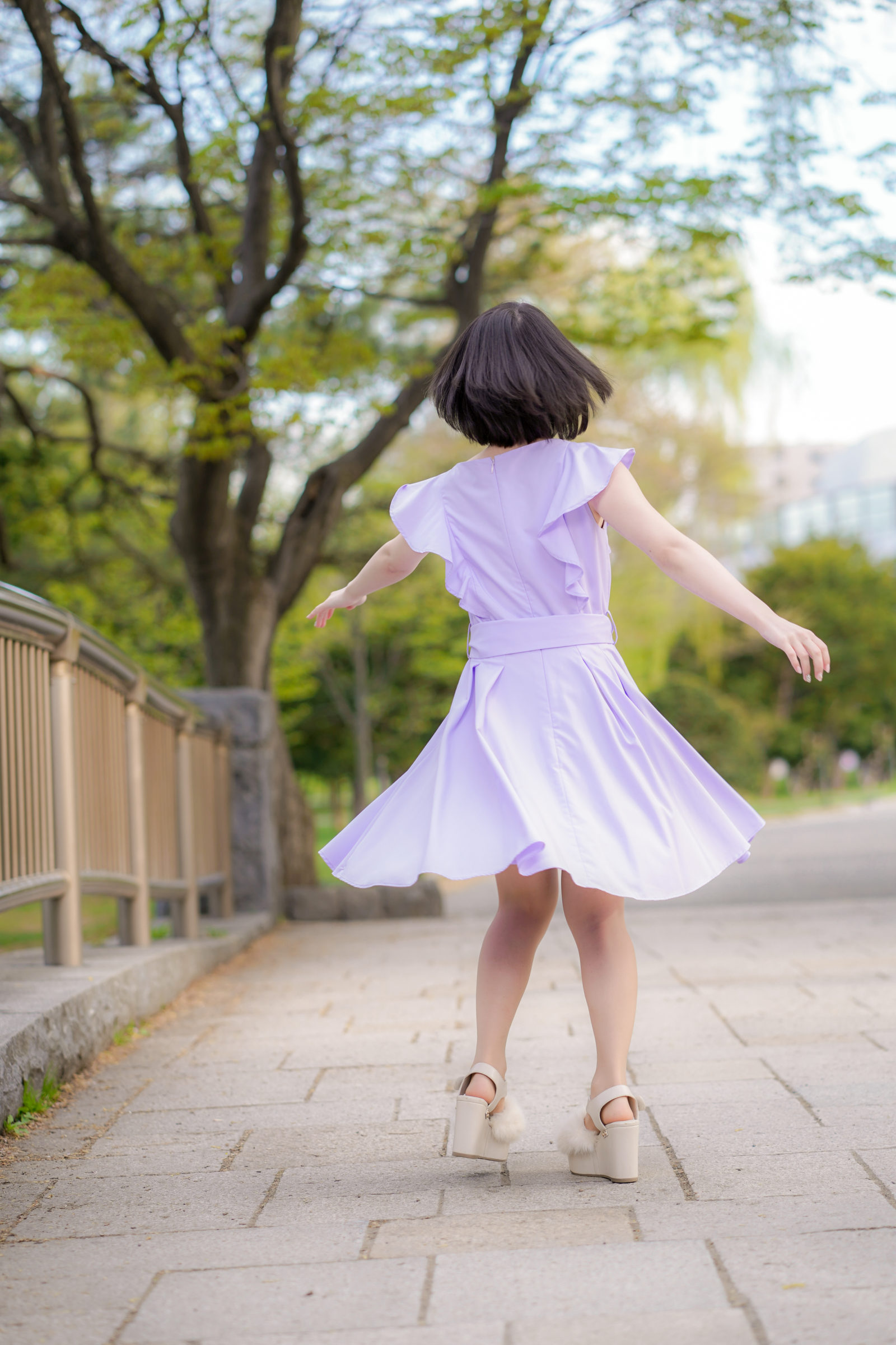 2代目HAPPY少女♪ みっちょ ( 本田みく ) | モデルプロ撮影会 at 中島公園
