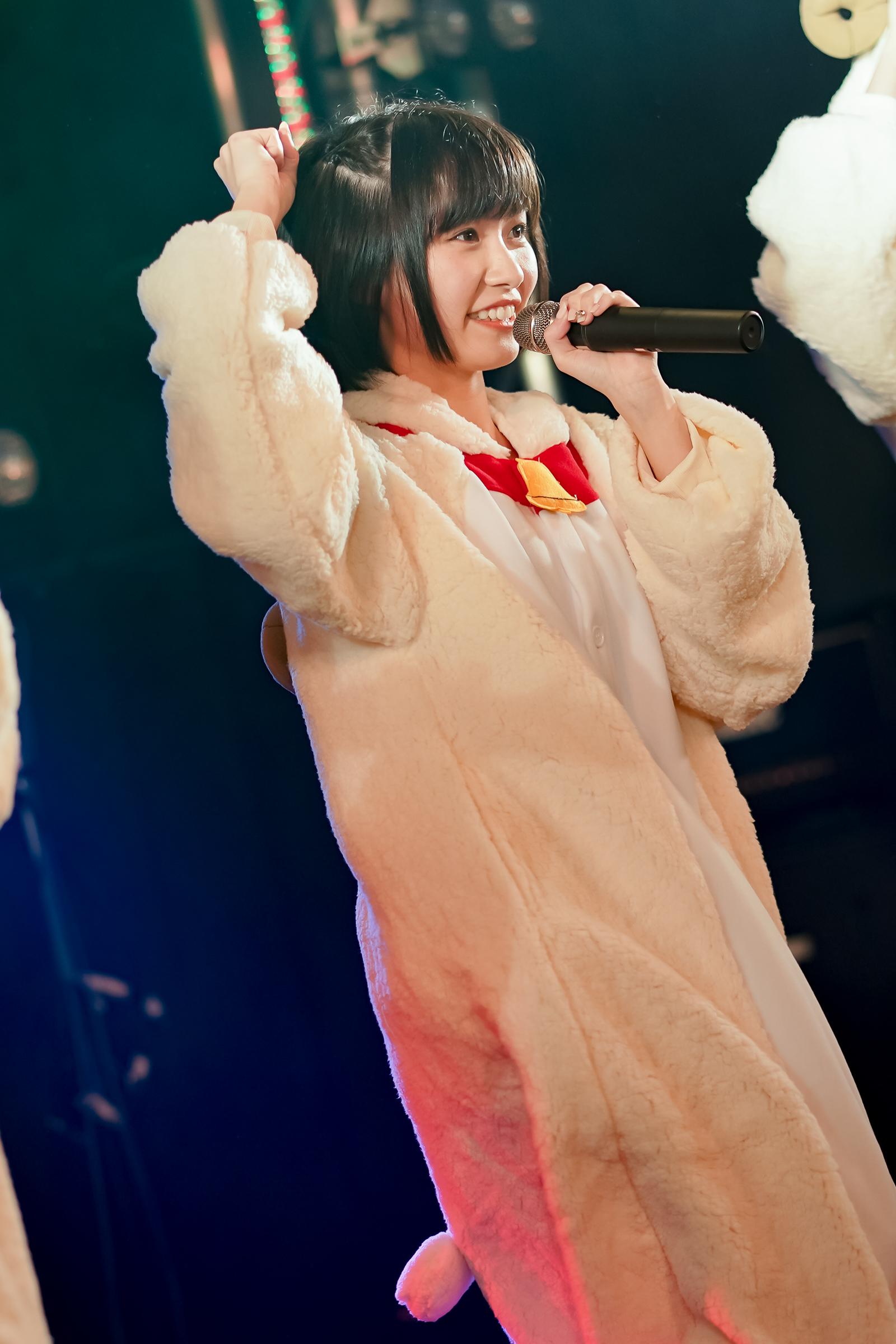2代目HAPPY少女♪ みっちょ ( 本田みく ) | ユニバーサル・ライブプロ・ジャパン2018
