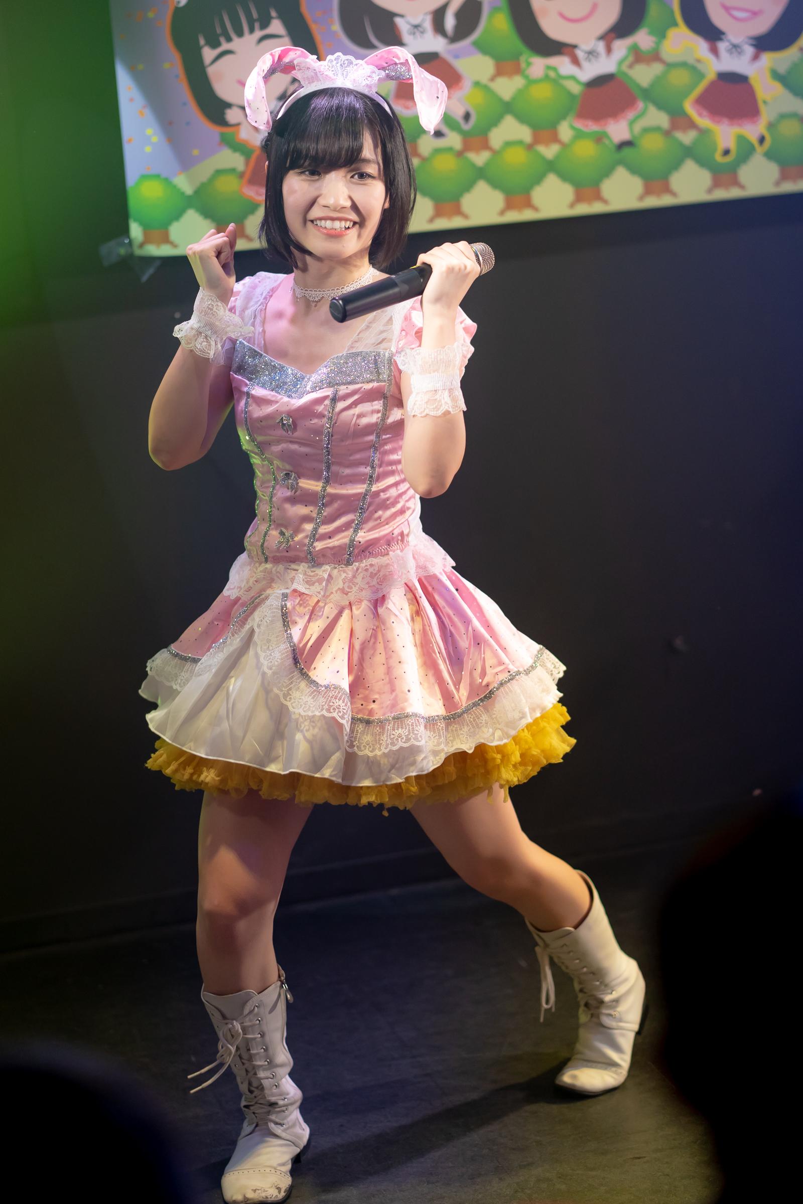 2代目HAPPY少女♪ みっちょ ( 本田みく ) | ハピパvol.27~きょうか生誕~