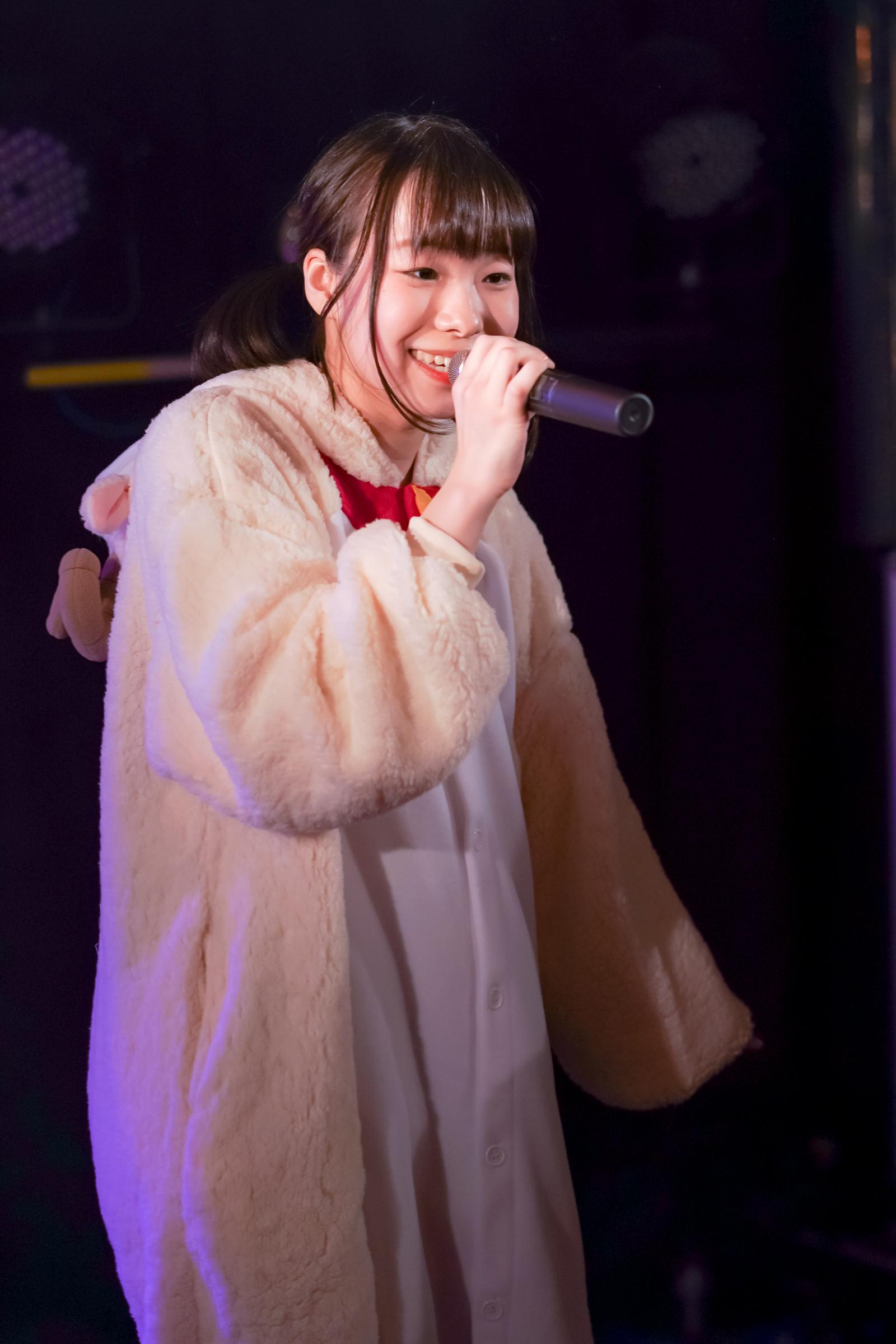 2代目HAPPY少女♪ やよたん ( 鈴木やよい )   ユニバーサル・ライブプロ・ジャパン2018