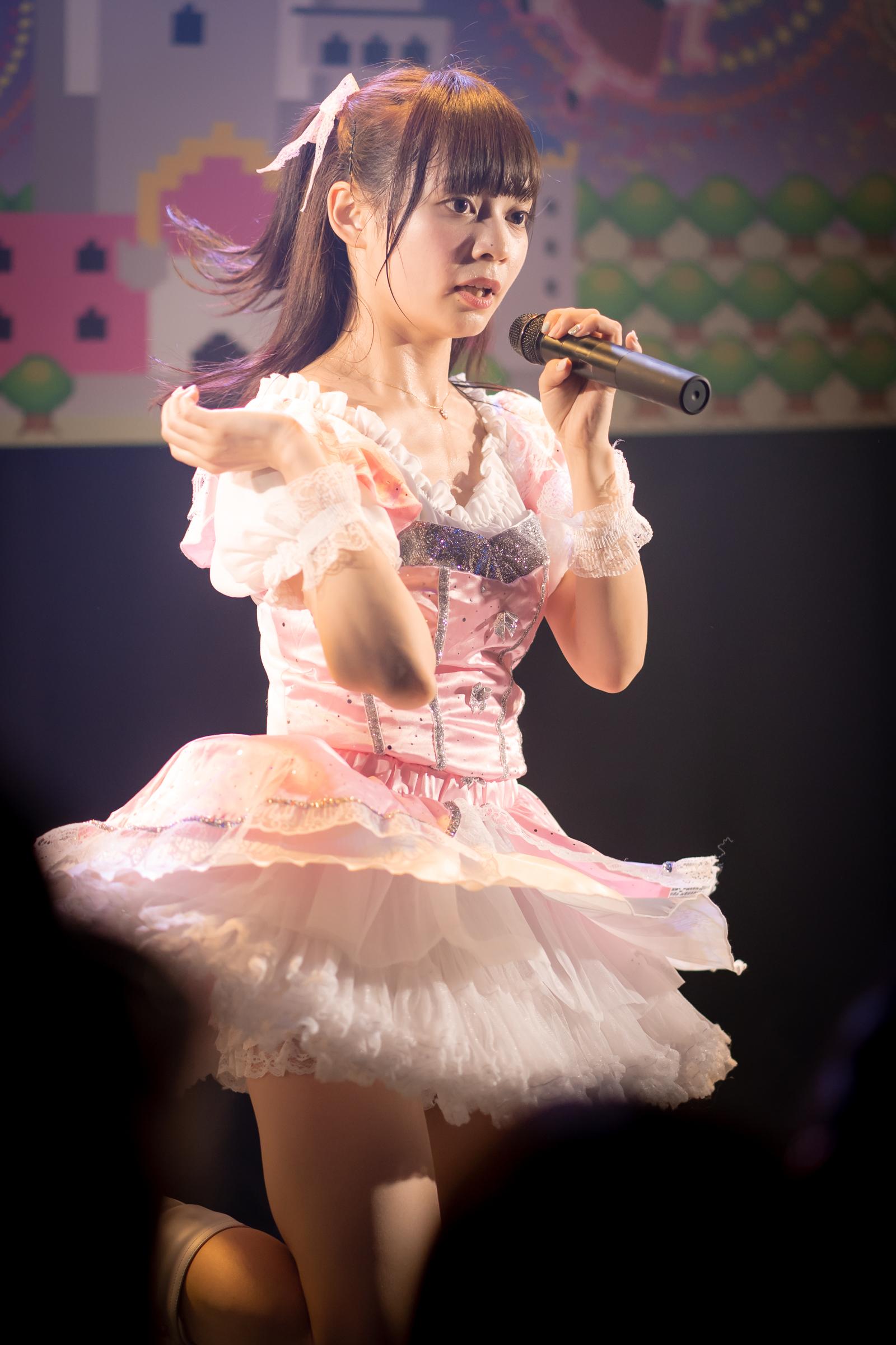 2代目HAPPY少女♪ ゆいな ( 宮崎ゆいな )   ハピパvol.27~きょうか生誕~