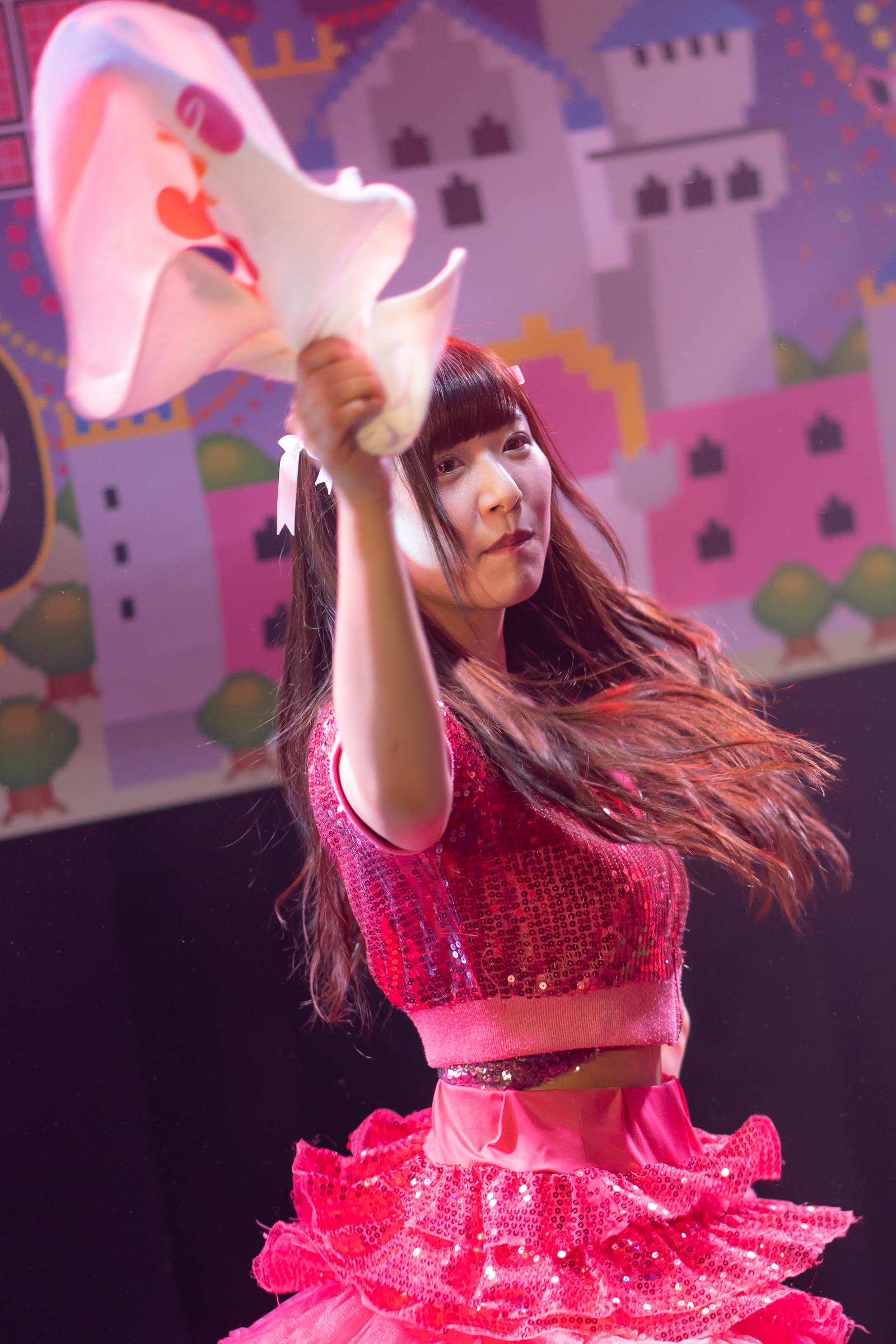 POPPING☆SMILE かな ( 見上佳奈 ) | ハピパvol.27~きょうか生誕~
