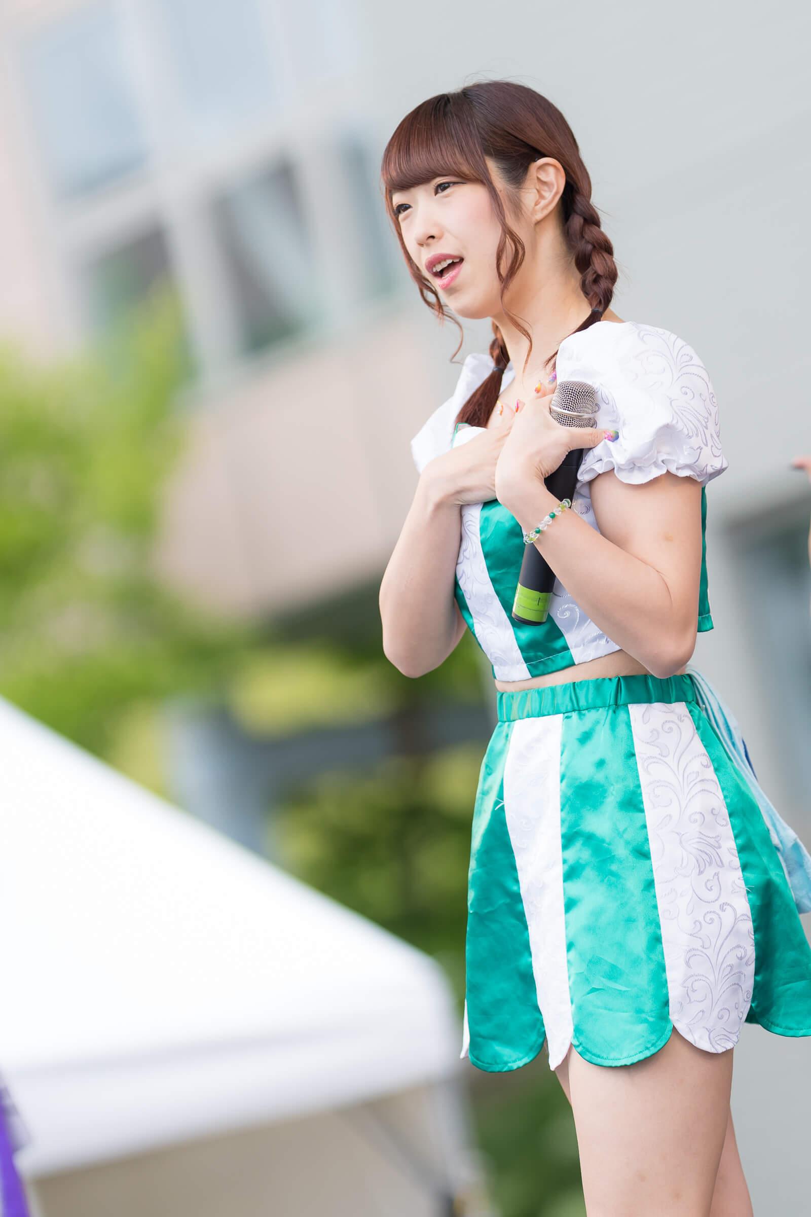 フルーティー♡ おばち ( 小原優花 ) | 第11回 建学祭