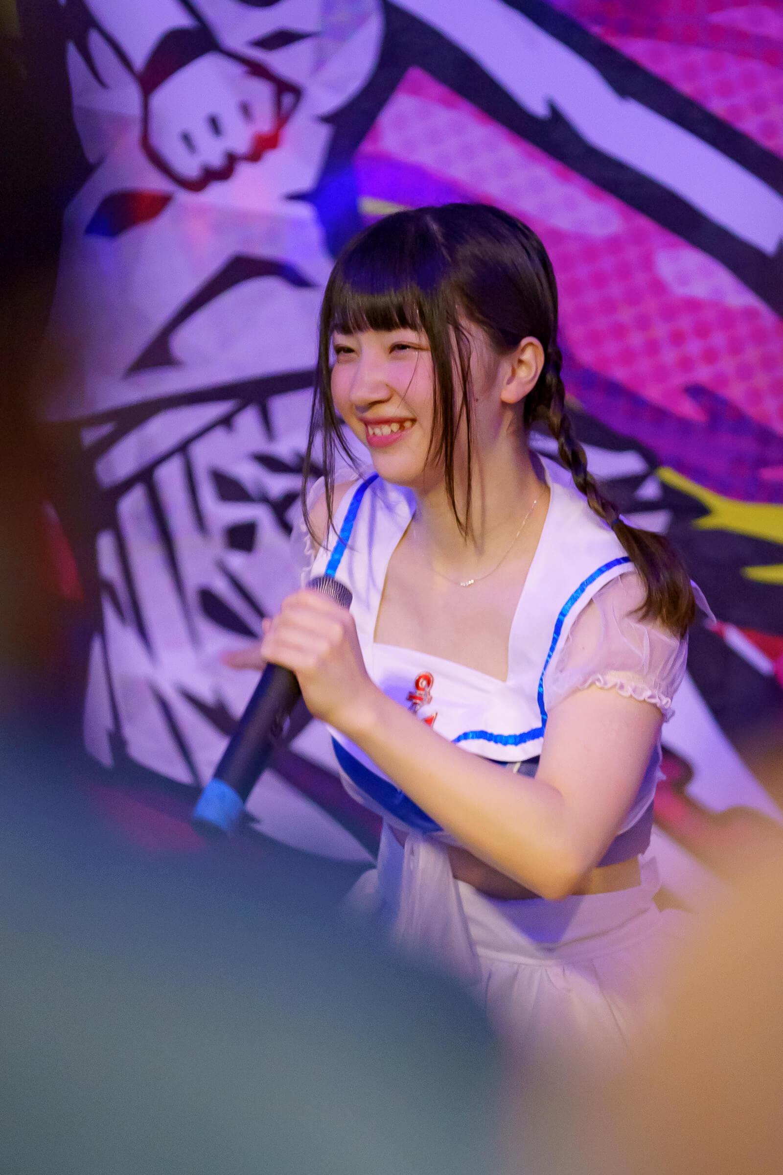 2代目HAPPY少女♪ きょうか ( 山田京佳 ) | ディノスパーク×ライブプロ マンスリーLIVE vol.7