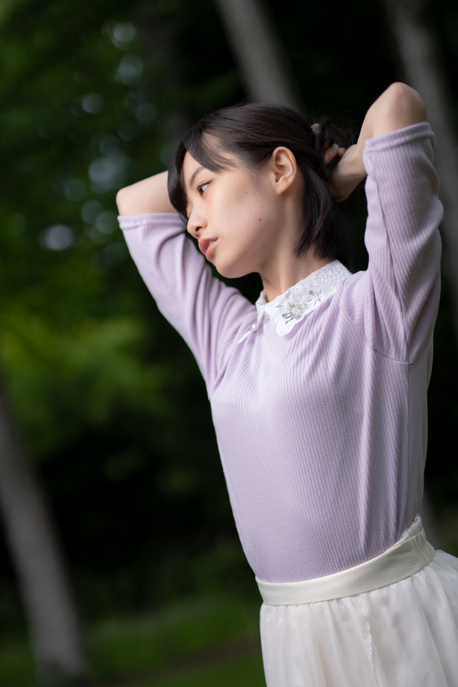 2代目HAPPY少女♪ みっちょ ( 本田みく ) | モデルプロ撮影会