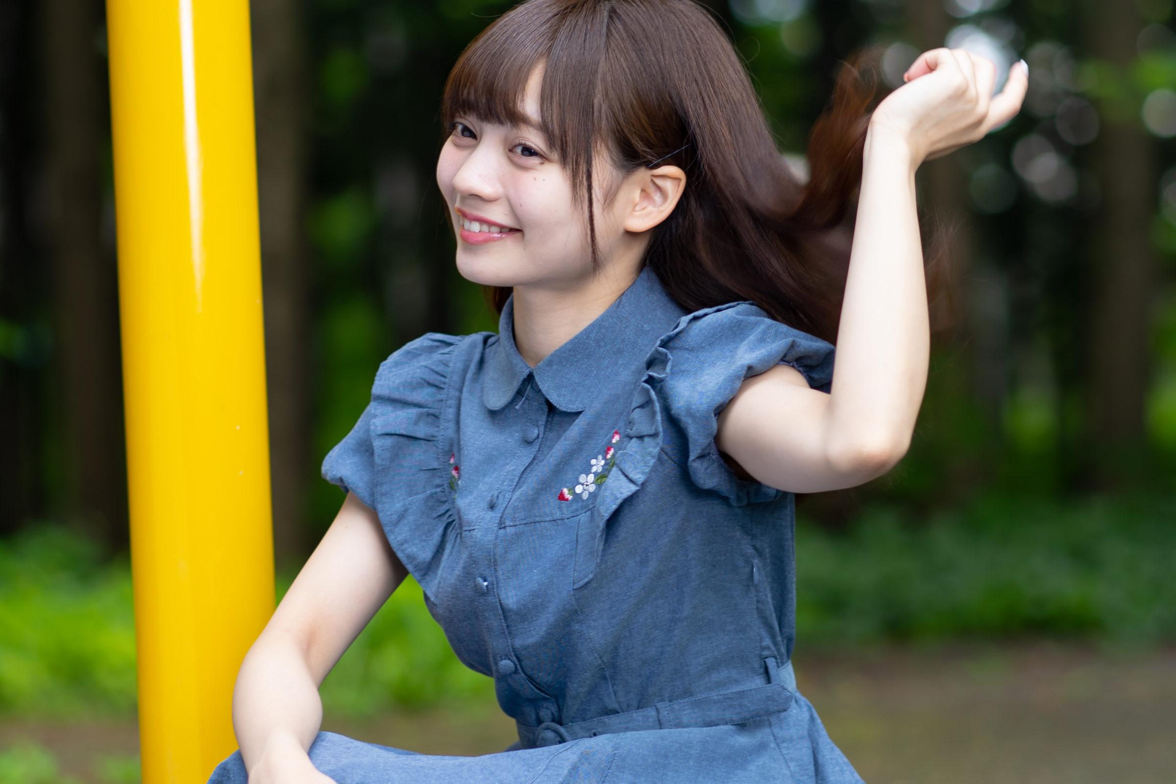 2代目HAPPY少女♪ ゆいな ( 宮崎ゆいな ) | モデルプロ撮影会