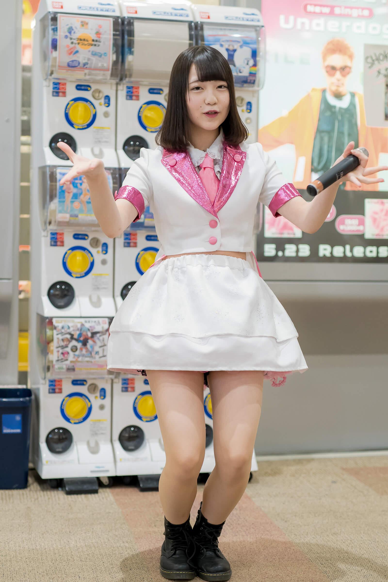 フルーティー♡ きょうか ( 宮崎杏花 ) | フルーティー♡メジャーシングル第2弾「FRONT LINER」リリースイベント