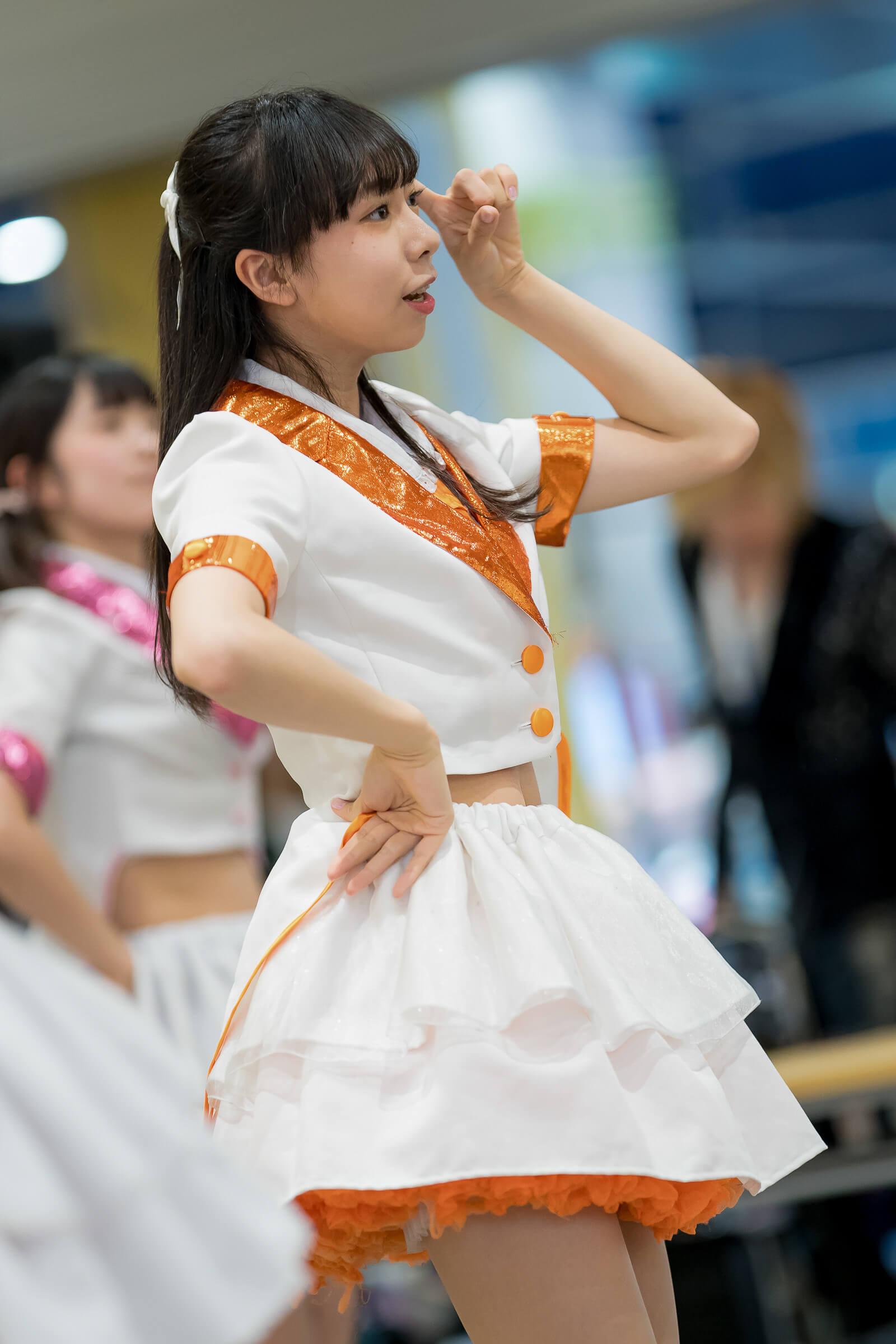 フルーティー♡ さえ ( 大井彩愛 ) | フルーティー♡メジャーシングル第2弾「FRONT LINER」リリースイベント