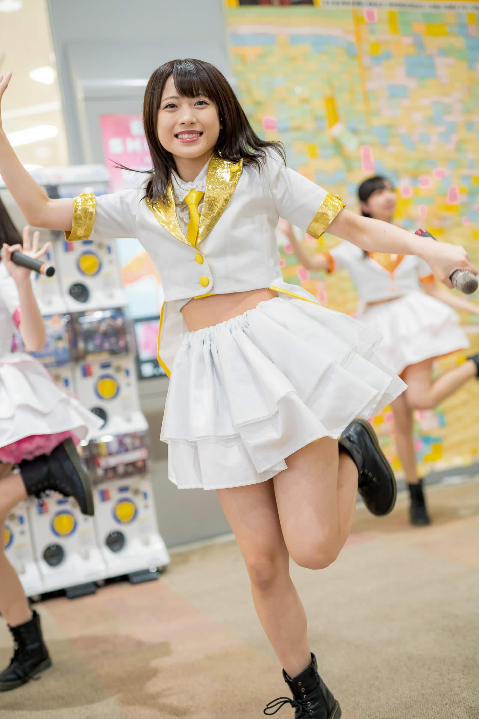 フルーティー♡ さい ( 北出彩 ) | フルーティー♡メジャーシングル第2弾「FRONT LINER」リリースイベント