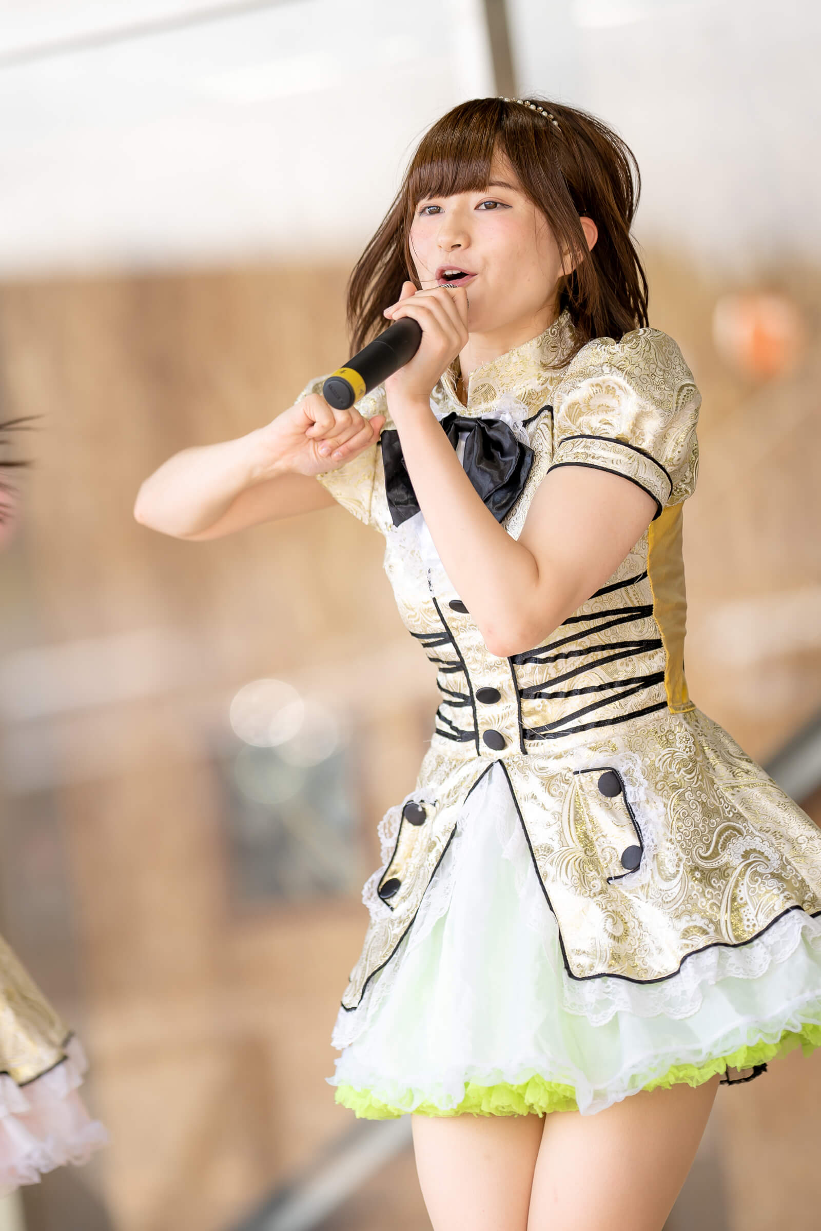 2代目HAPPY少女♪ あゆみ ( 新谷亜由美 ) | 第3回 oh!マガリ夏祭り