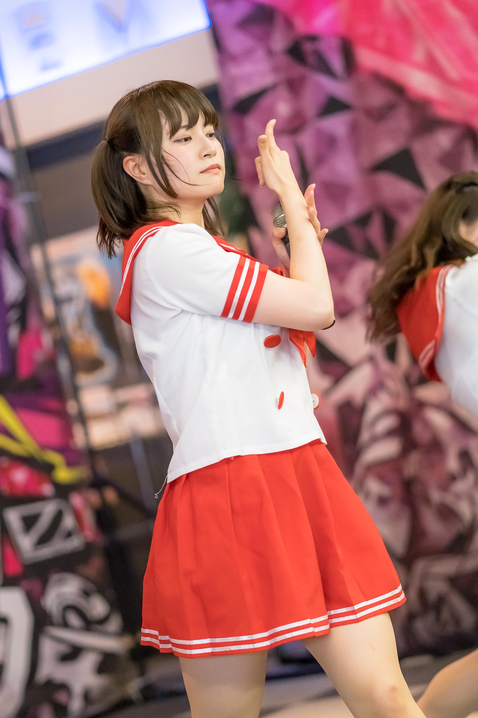 2代目HAPPY少女♪ あゆみ ( 新谷亜由美 ) | ディノスパーク×ライブプロ マンスリーLIVE vol.8