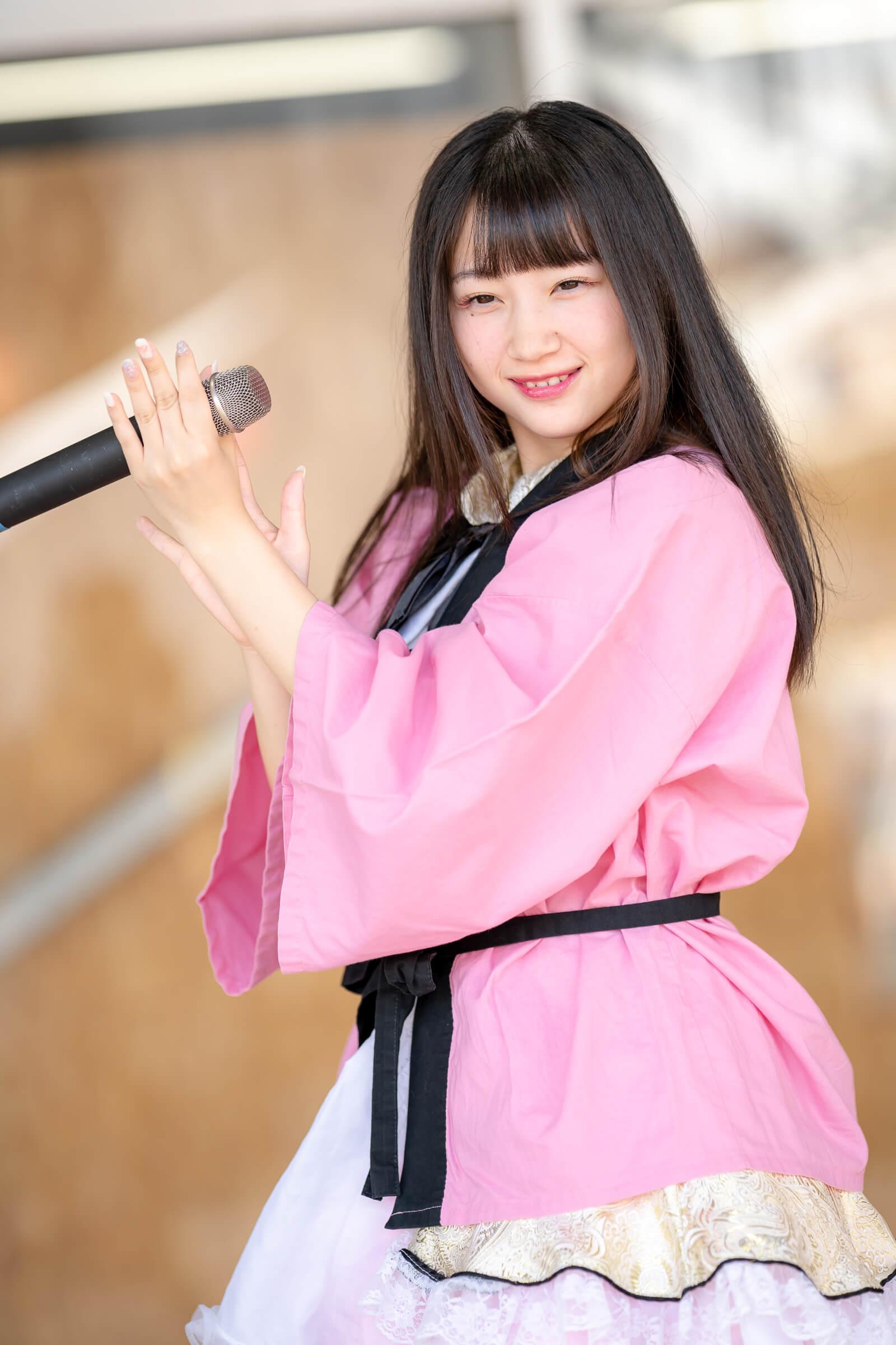 2代目HAPPY少女♪ きょうか ( 山田京佳 )   第3回 oh!マガリ夏祭り