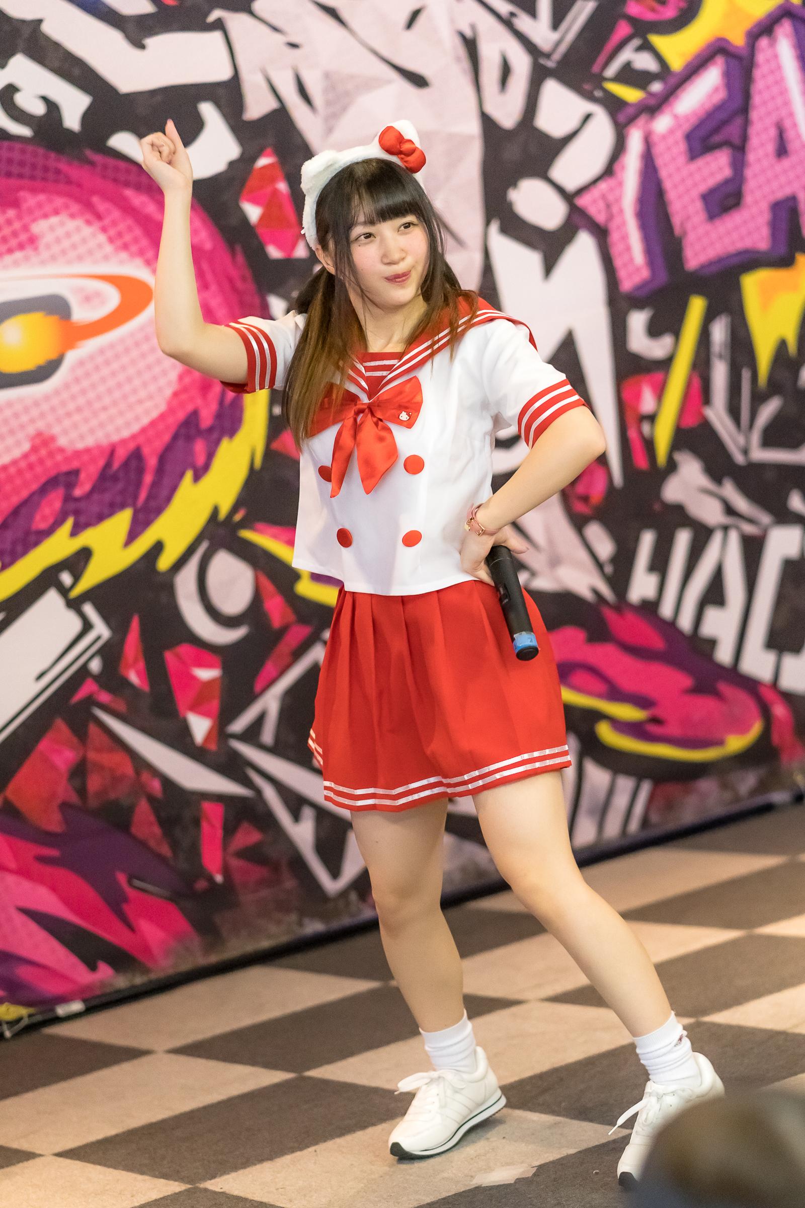 2代目HAPPY少女♪ きょうか ( 山田京佳 )   ディノスパーク×ライブプロ マンスリーLIVE vol.8